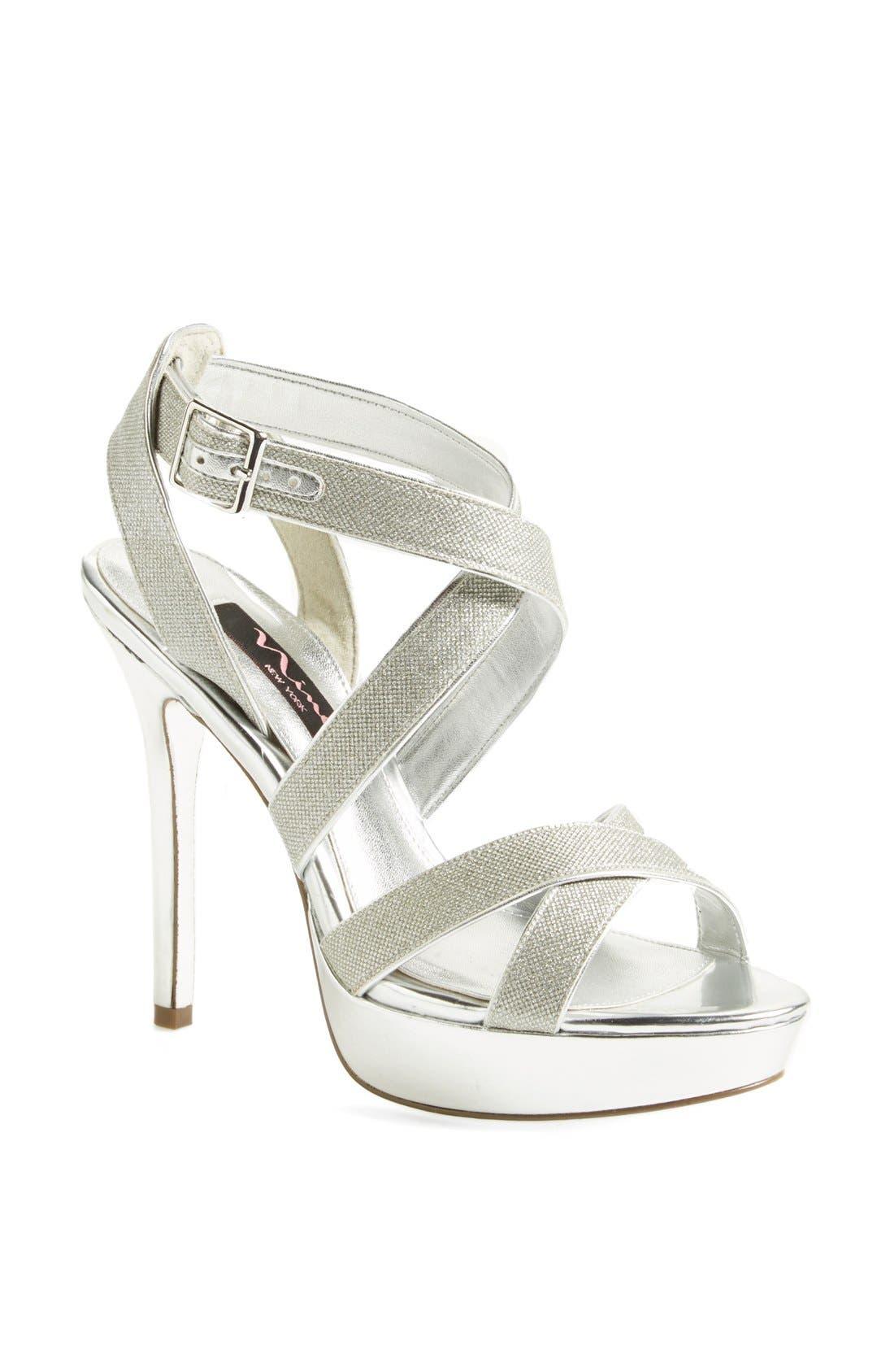 Alternate Image 1 Selected - Nina 'Josette' Sandal