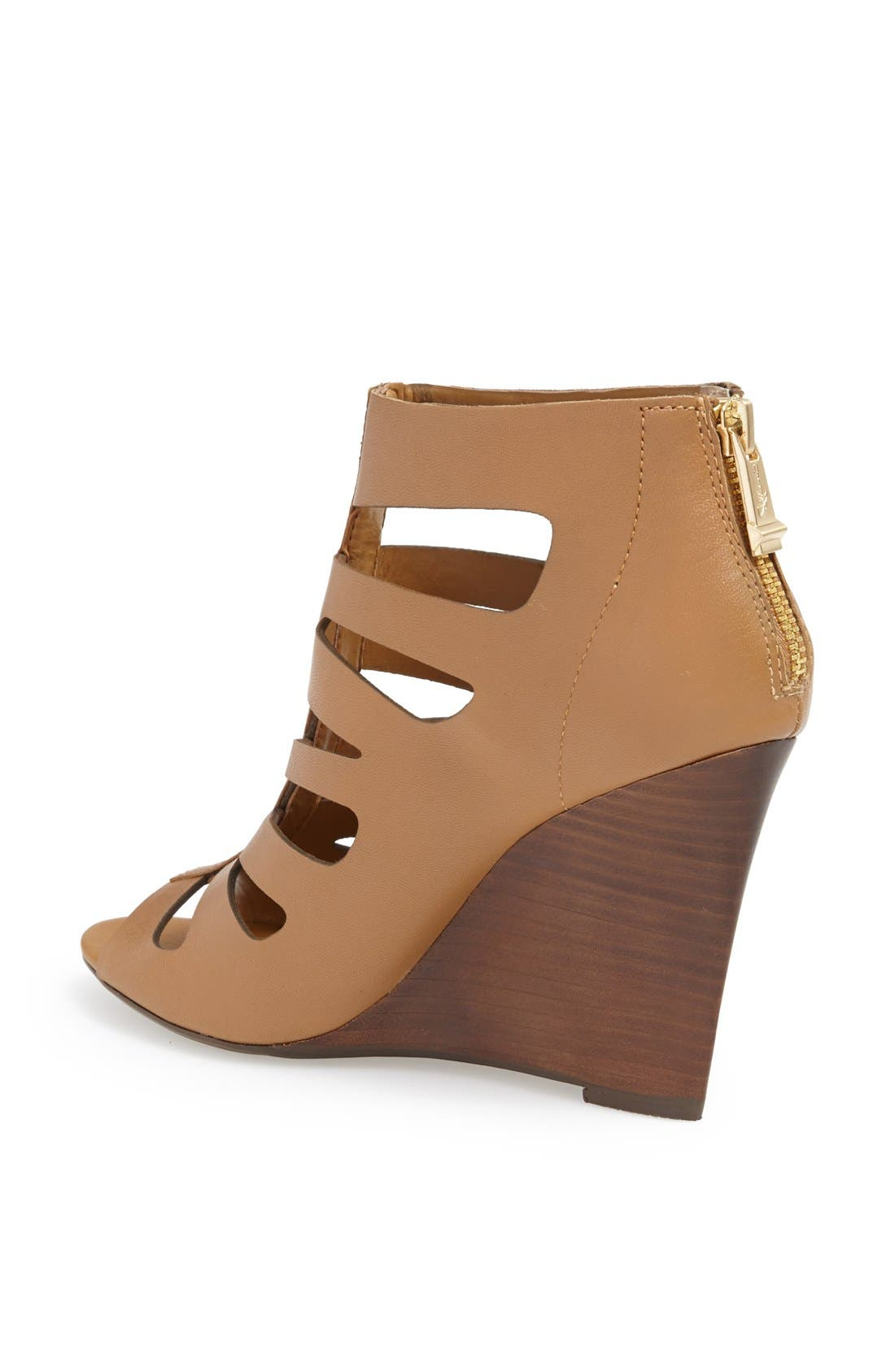 Alternate Image 2  - REPORT Signature 'Lilly' Wedge Sandal