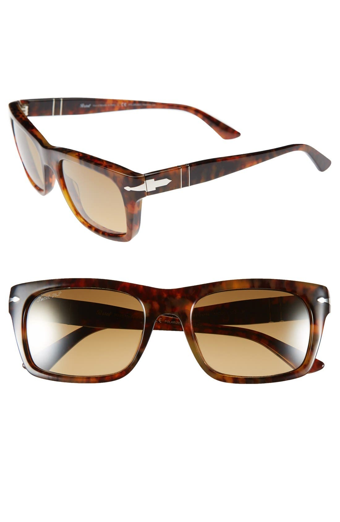 Alternate Image 1 Selected - Persol 55mm Photochromatic Sunglasses