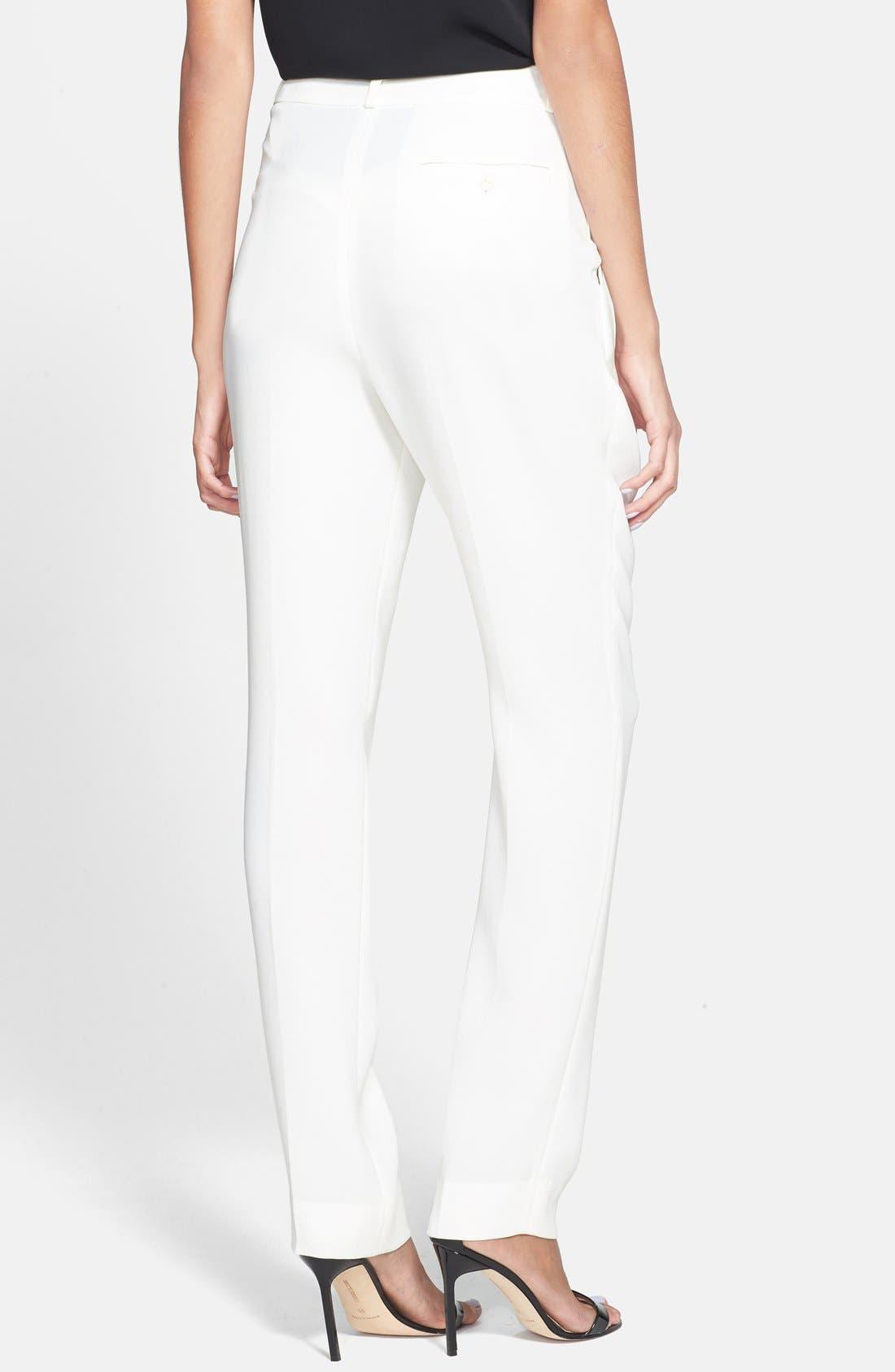 Alternate Image 2  - Diane von Furstenberg 'Dani' Crepe Pants
