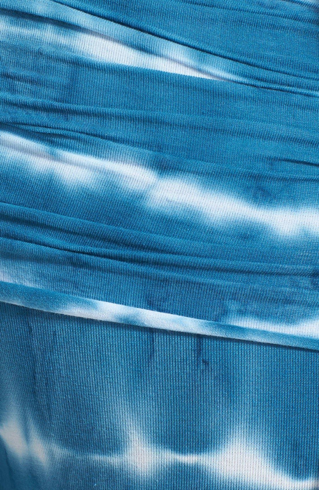 Alternate Image 4  - Omgirl 'Bold Stripe Nomad' Organic Cotton Leggings
