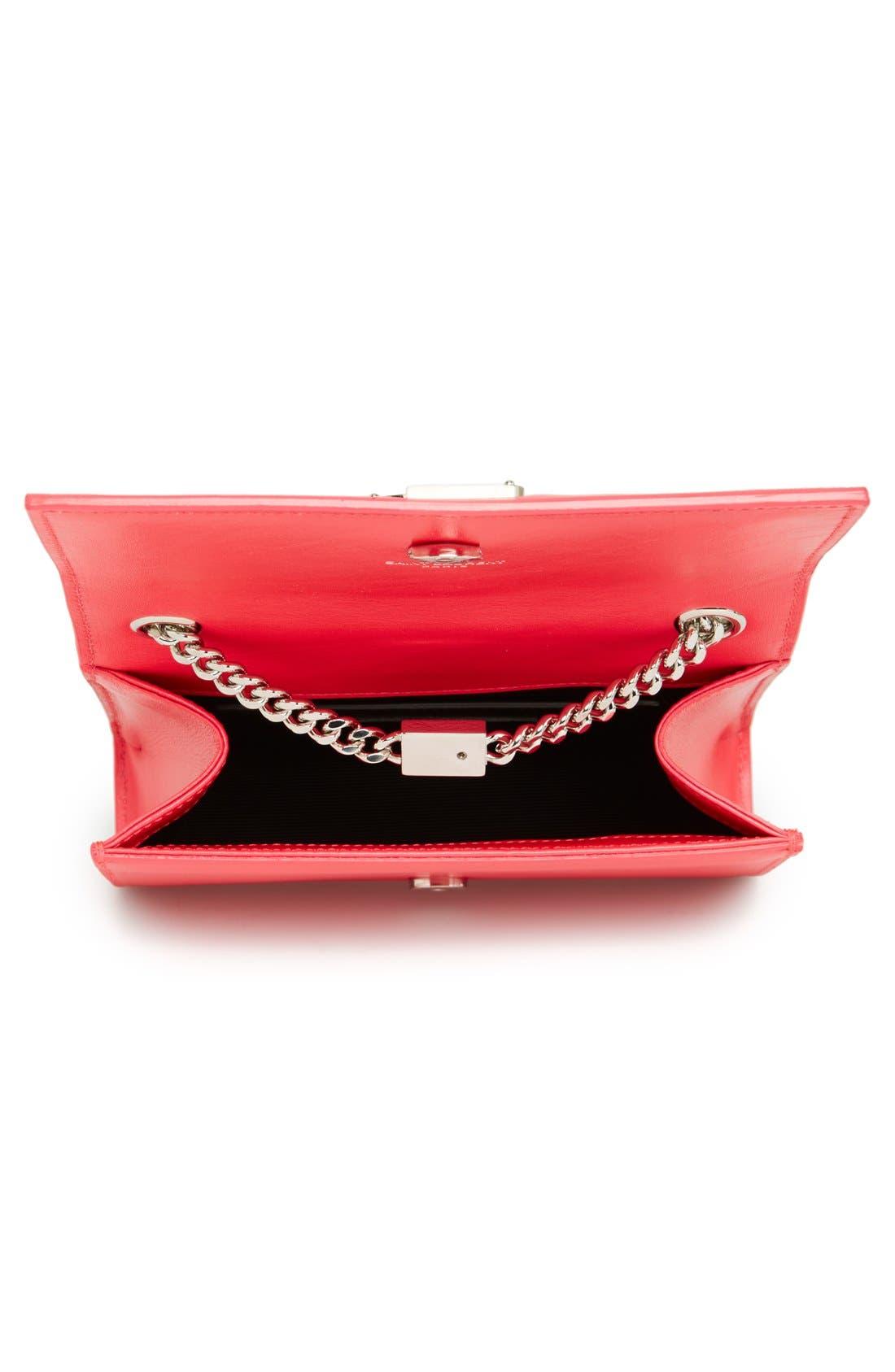 Alternate Image 3  - Saint Laurent 'Cassandre - Mini' Crossbody Bag