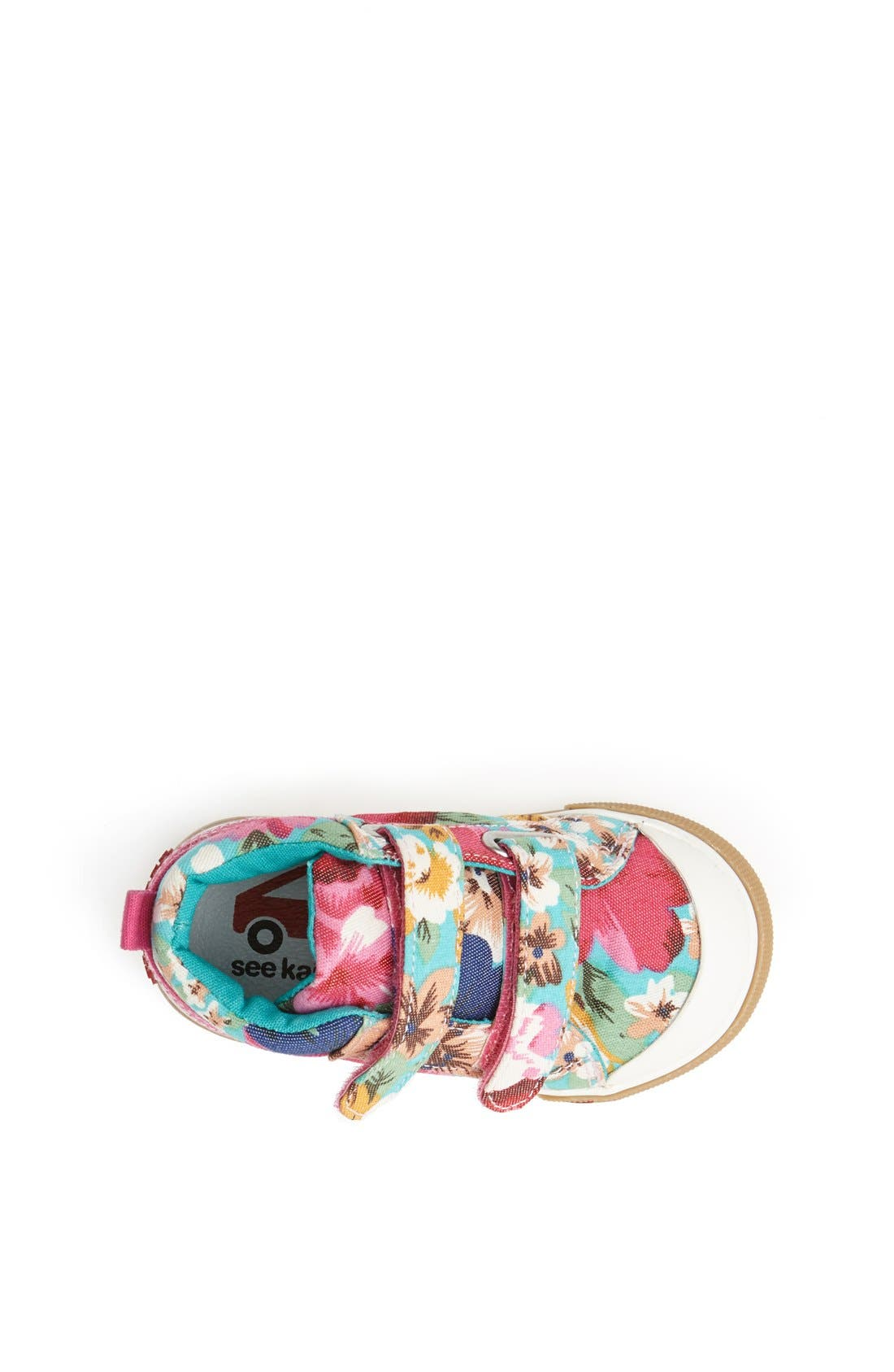Alternate Image 3  - See Kai Run 'Caitlyn' High Top Sneaker (Baby, Walker & Toddler)