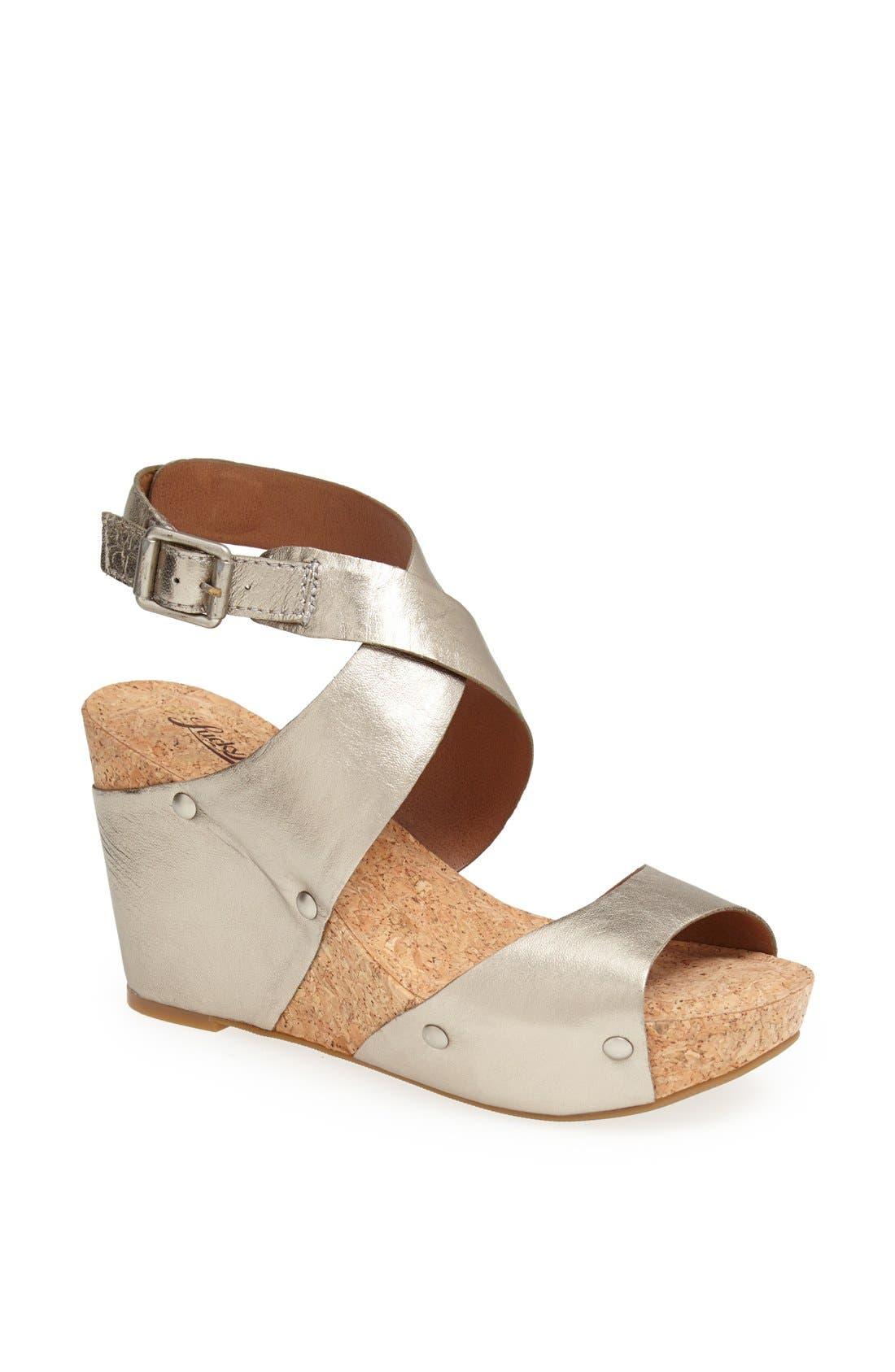 Alternate Image 1 Selected - Lucky Brand 'Moran' Sandal