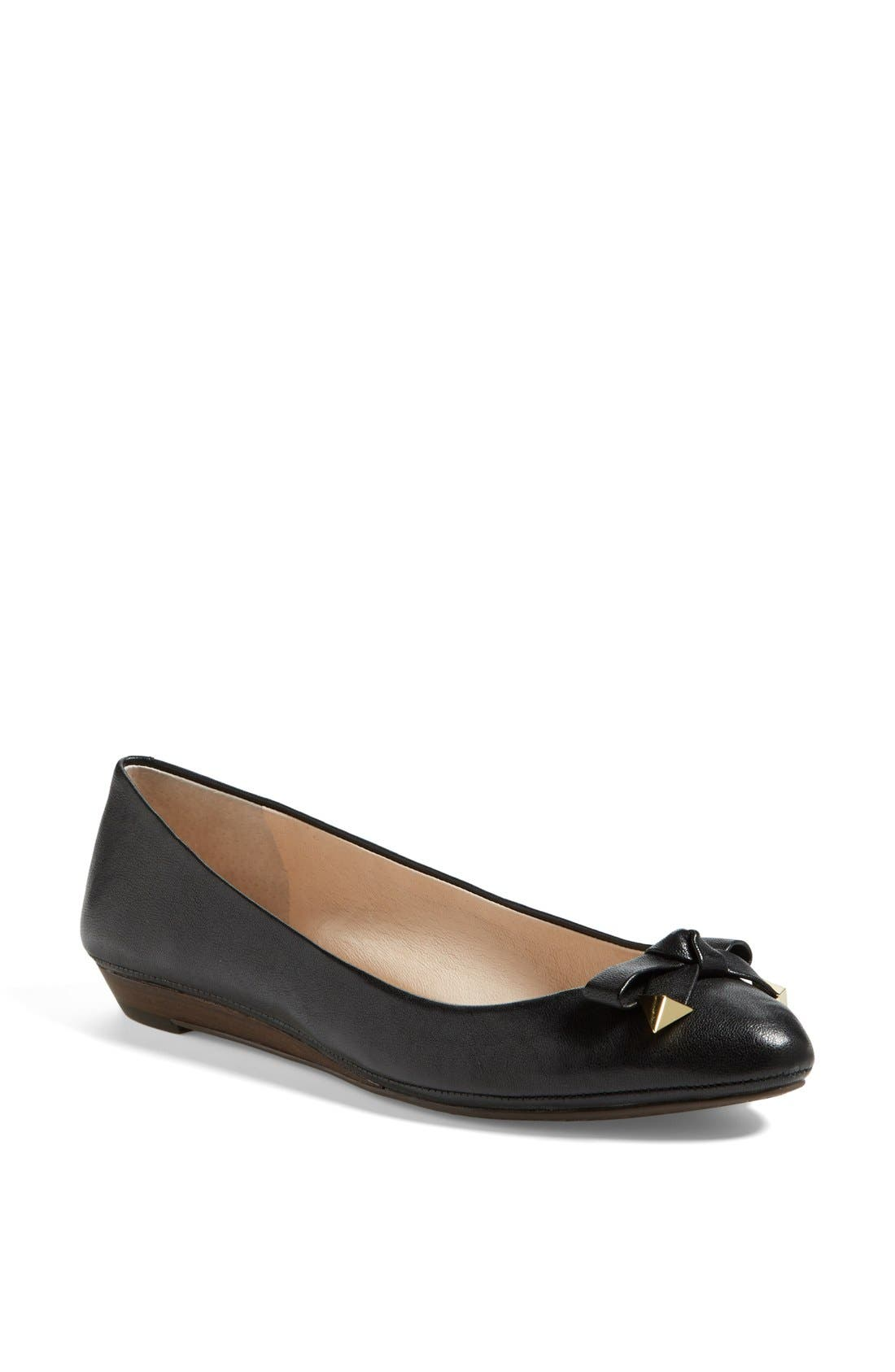 Alternate Image 1 Selected - Louise et Cie 'Azalya' Mini Wedge Flat (Women)