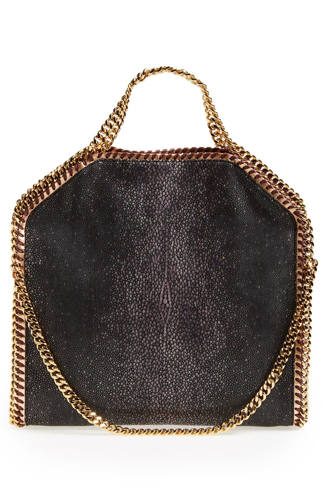Alternate Image 4  - Stella McCartney 'Falabella' Foldover Tote