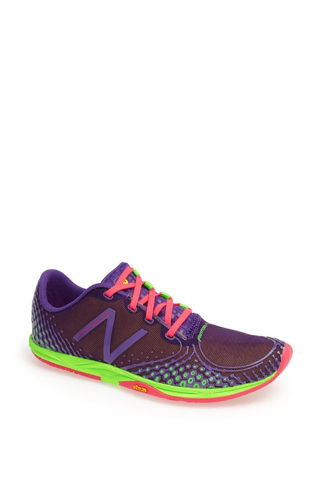 Alternate Image 1 Selected - New Balance 'Minimus Zero V2' Minimal Road Running Shoe (Women)
