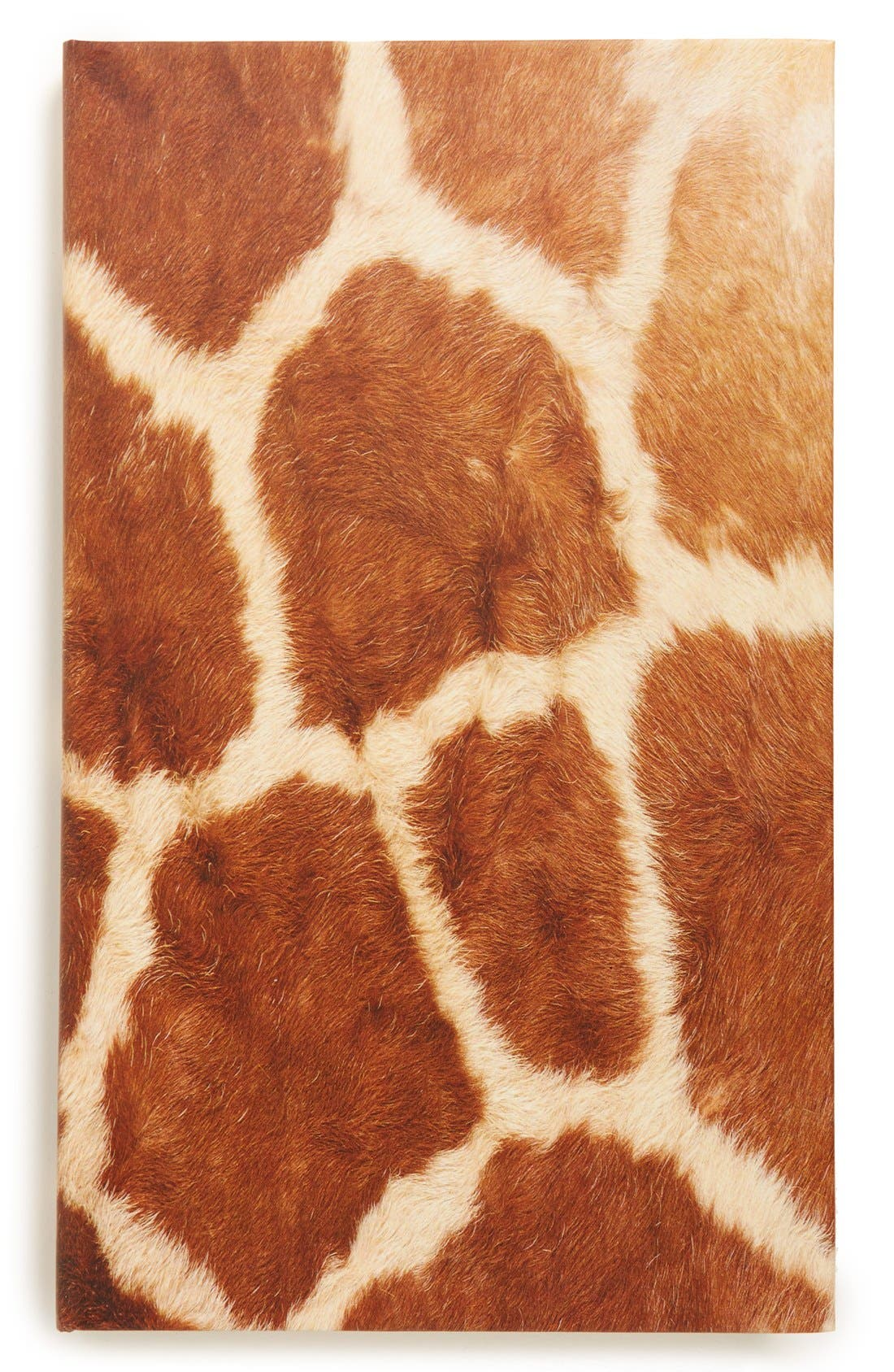 Alternate Image 1 Selected - Wrapped Animal Print Journal