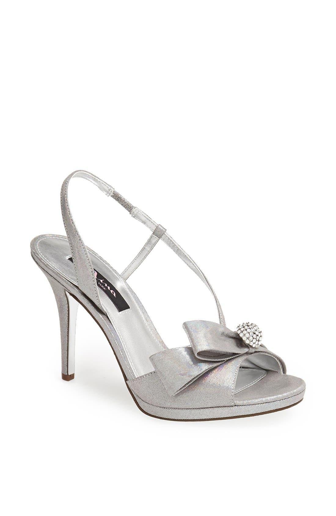 Alternate Image 1 Selected - Nina 'Roslyn' Sandal