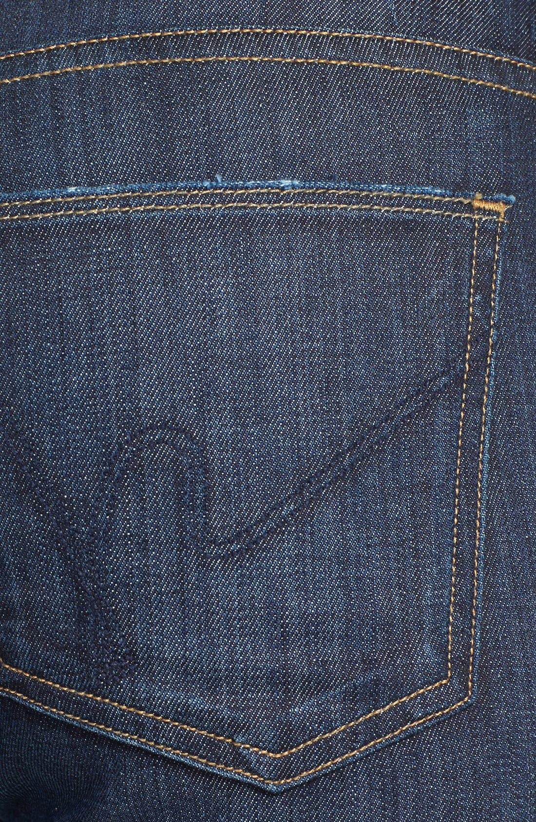 Alternate Image 3  - Citizens of Humanity 'Kelly' Bootcut Stretch Jeans (New Pacific)