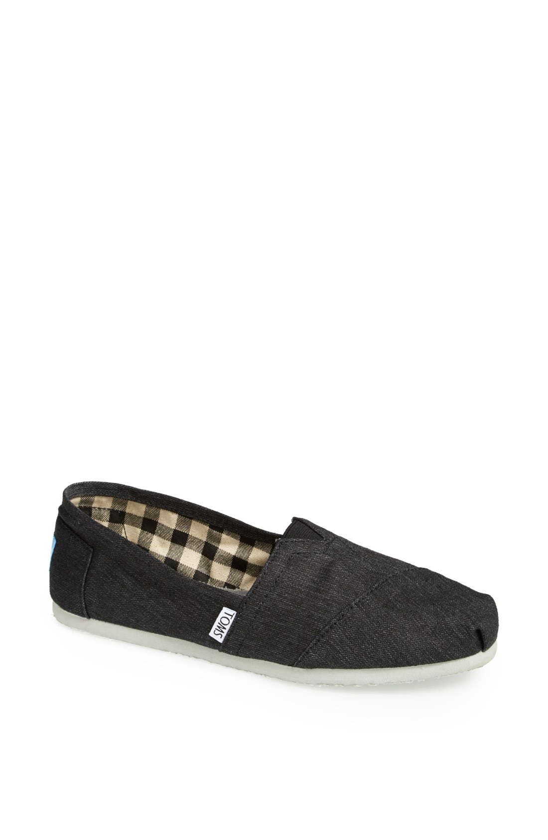 Main Image - TOMS 'Cultural Anthropology' Slip-On (Women)