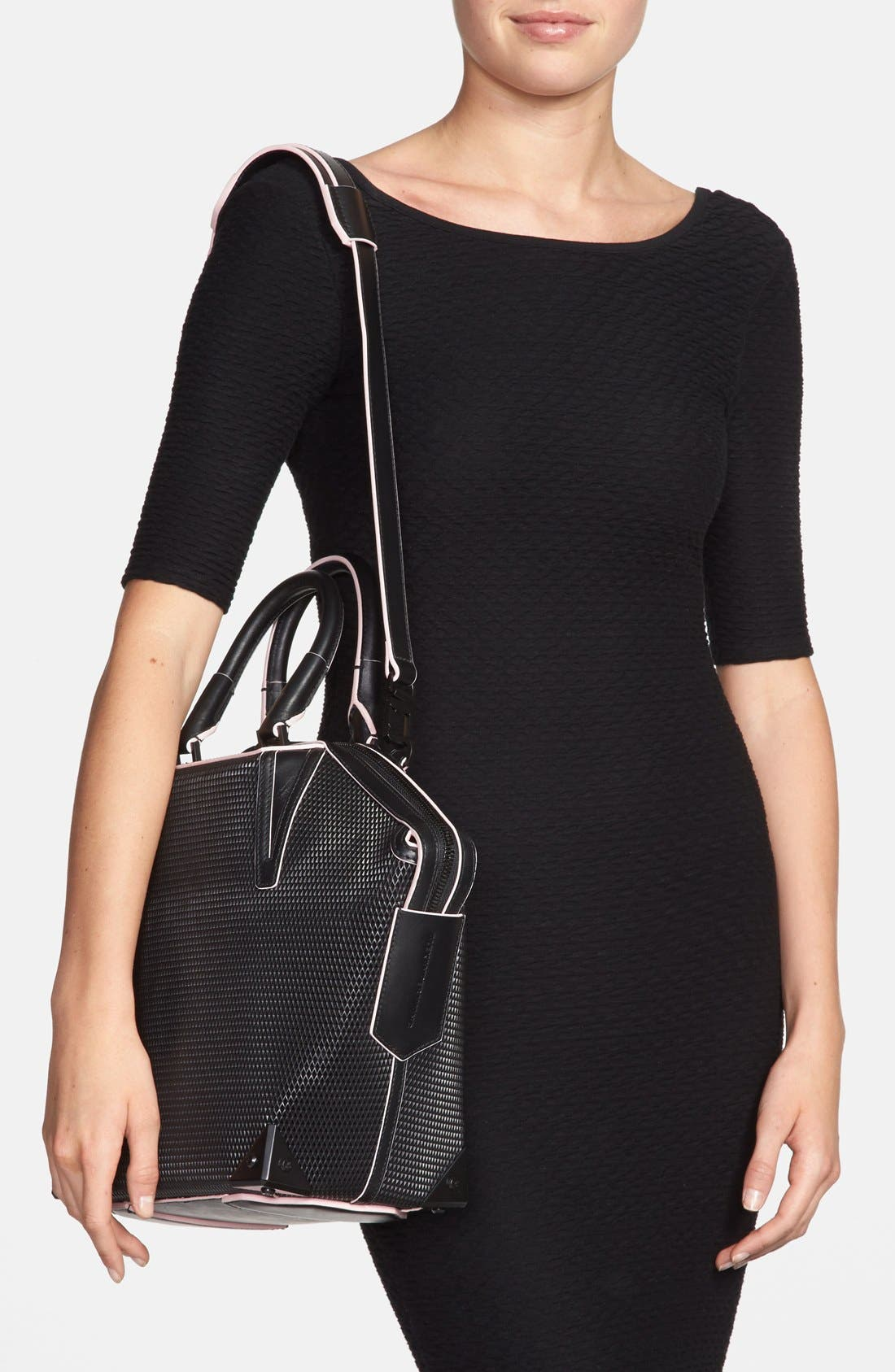 Alternate Image 2  - Alexander Wang 'Small Emile' Leather Tote