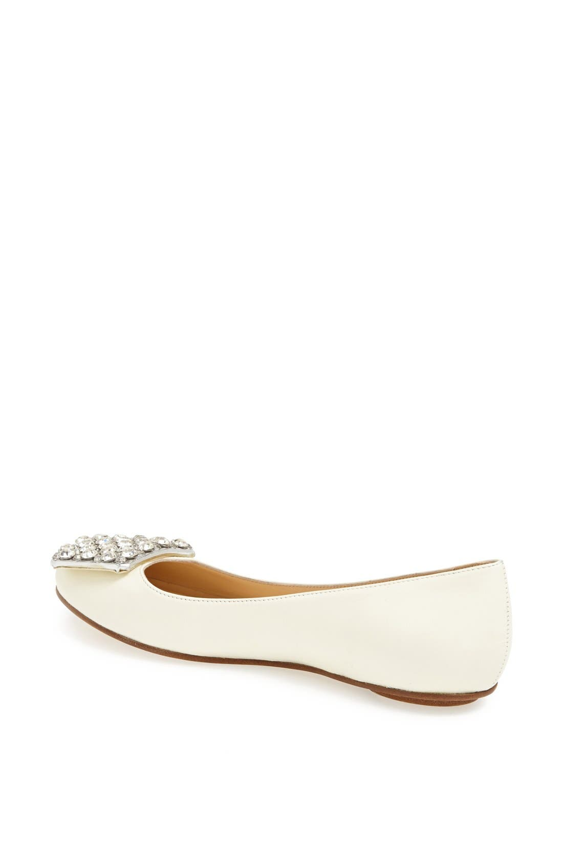 Alternate Image 2  - kate spade new york 'brilliant' nappa leather flat