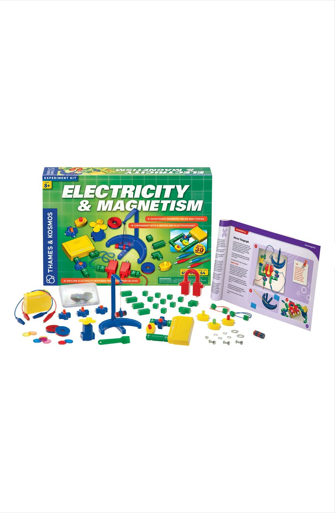 Thames & Kosmos 'Electricity & Magnetism' Experiment Kit