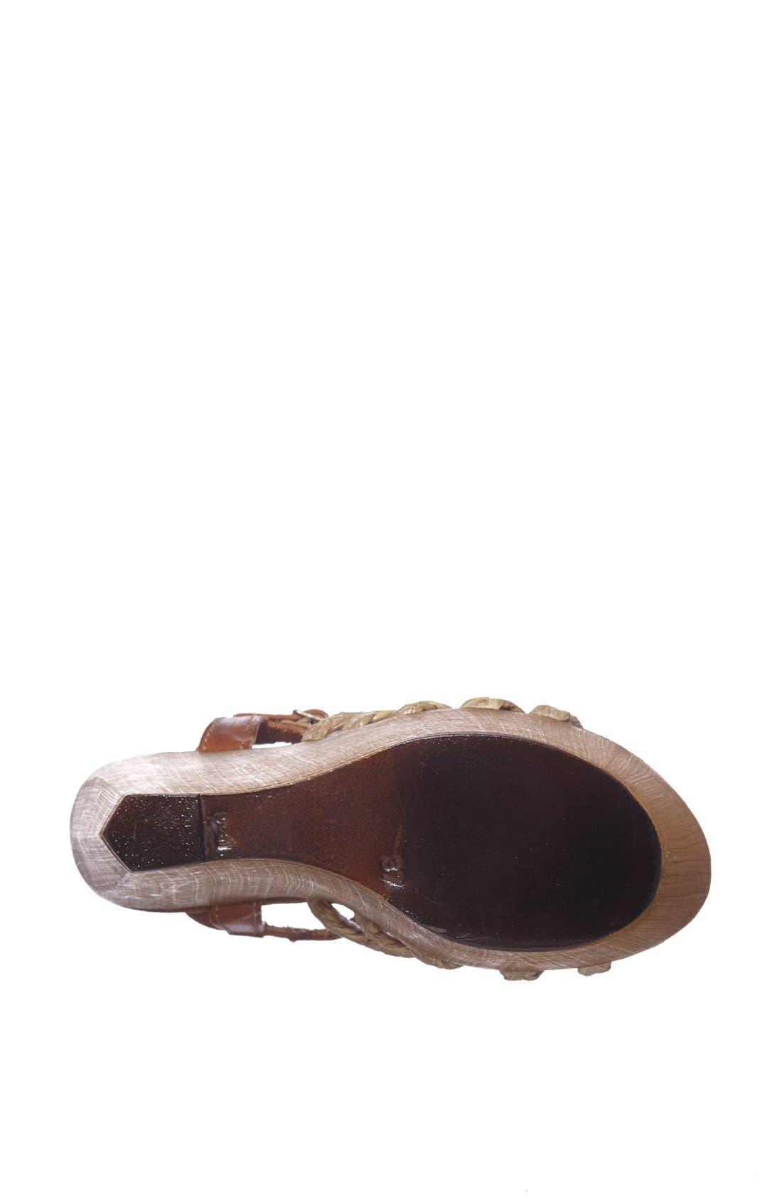 Alternate Image 4  - Sbicca 'Bimini' Wedge Sandal