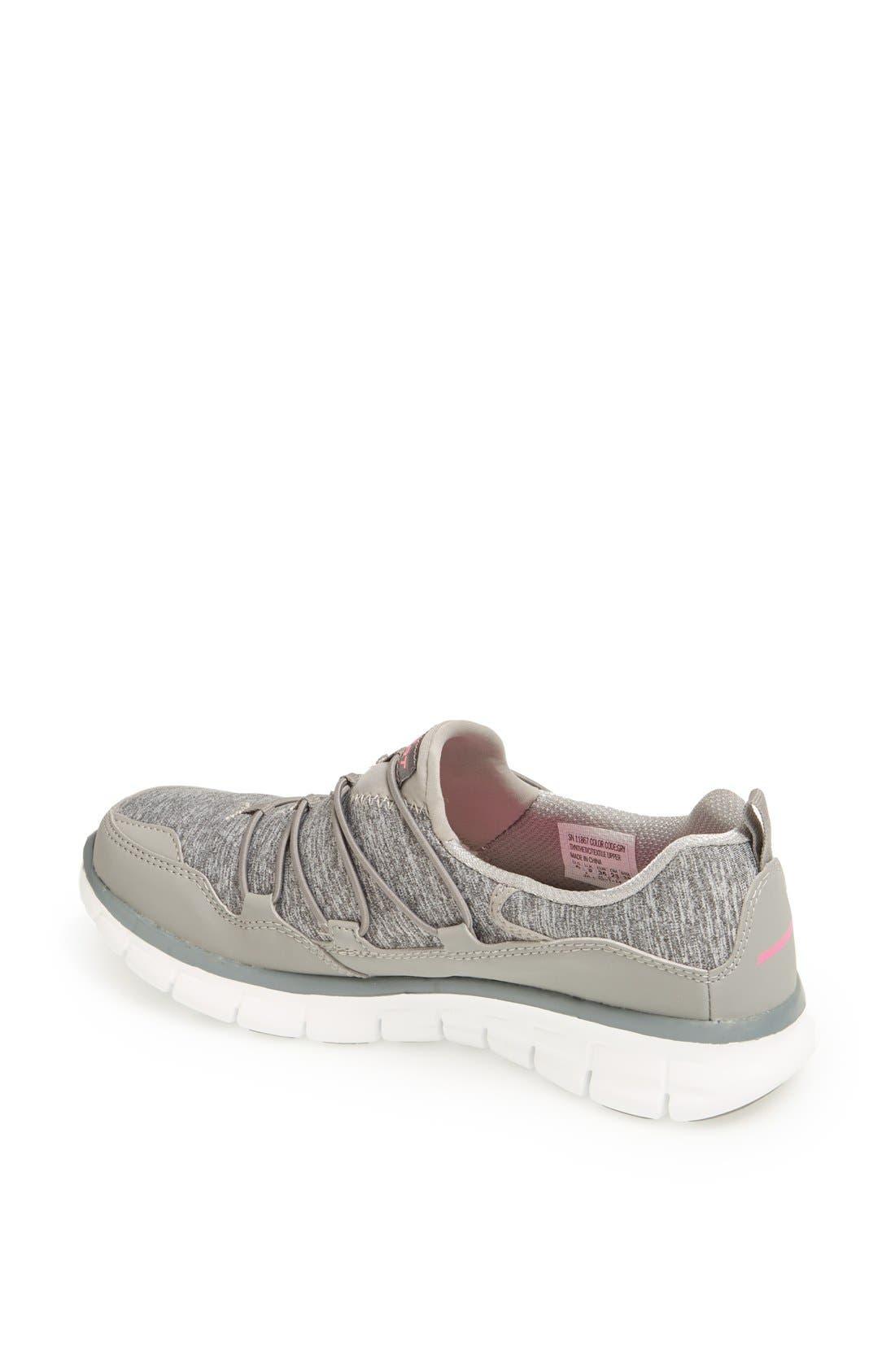 Alternate Image 2  - SKECHERS 'Flex Appeal - Asset Play' Walking Shoe (Women)