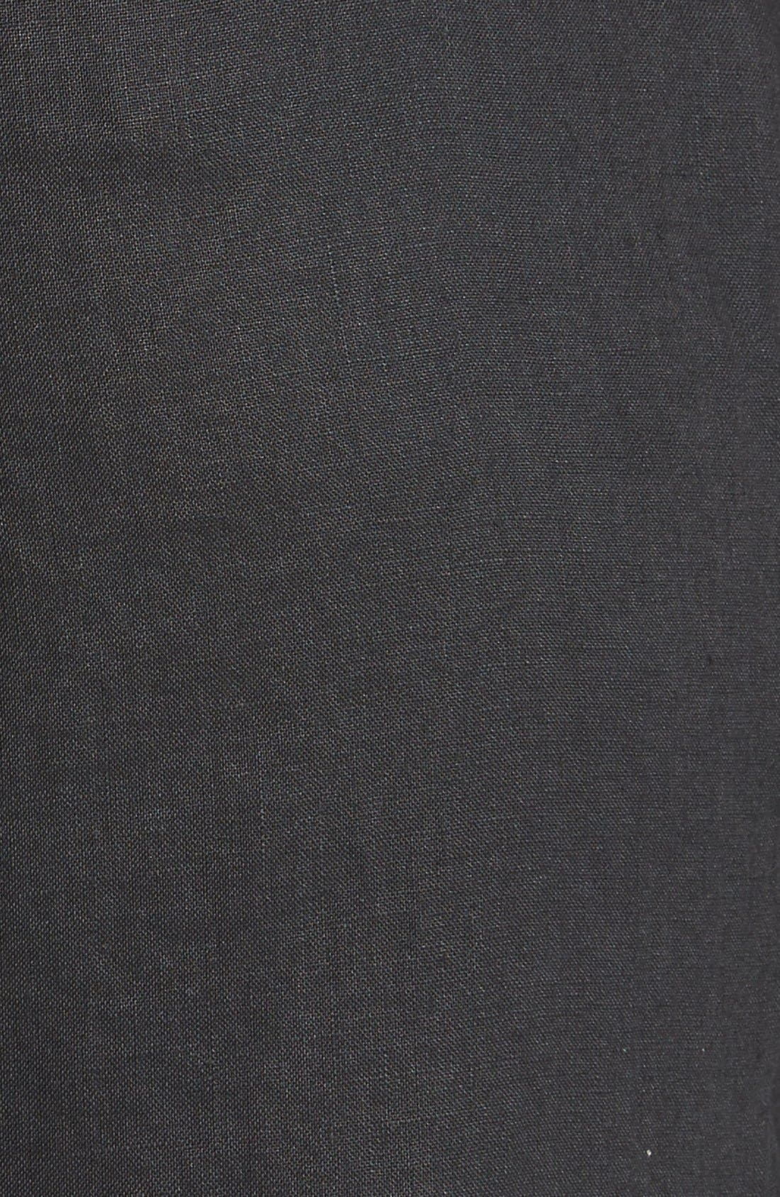 Alternate Image 3  - Eileen Fisher Organic Linen Crop Pants