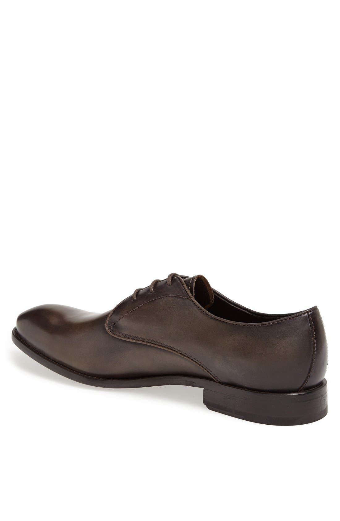 Alternate Image 2  - John Varvatos Star USA 'Hallowell' Plain Toe Derby