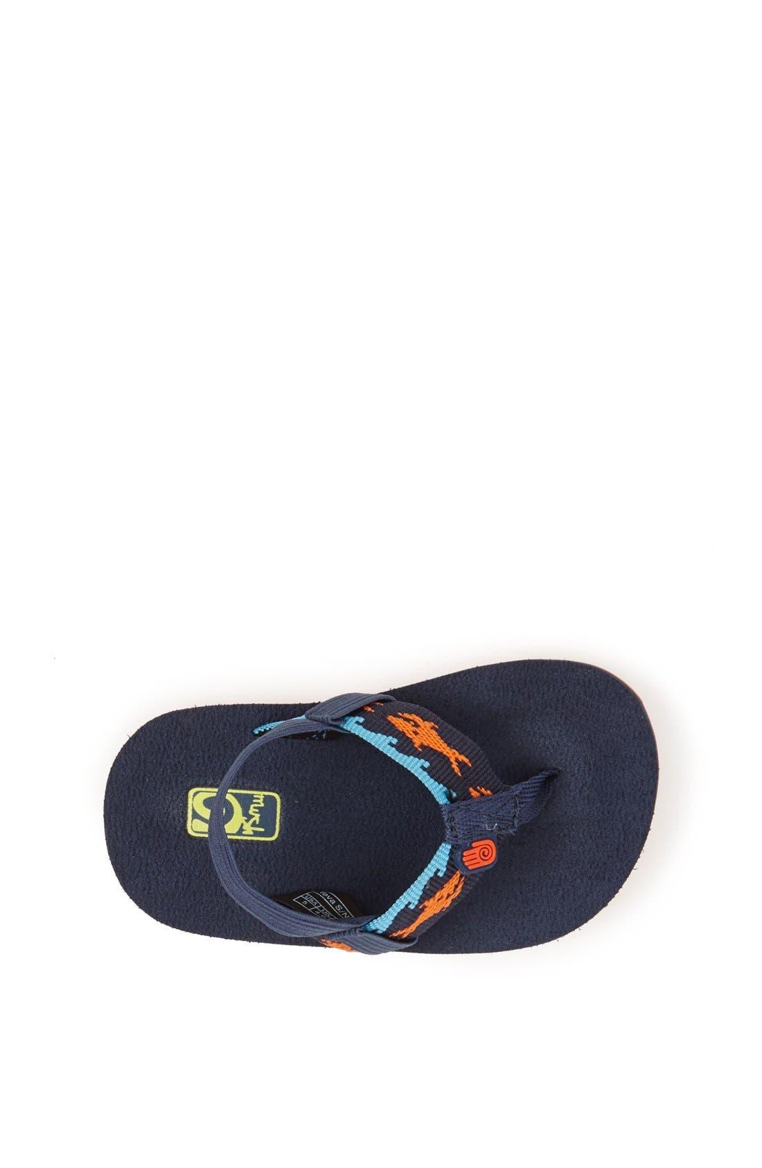 Alternate Image 3  - Teva 'Mush' Sandal (Baby & Walker)