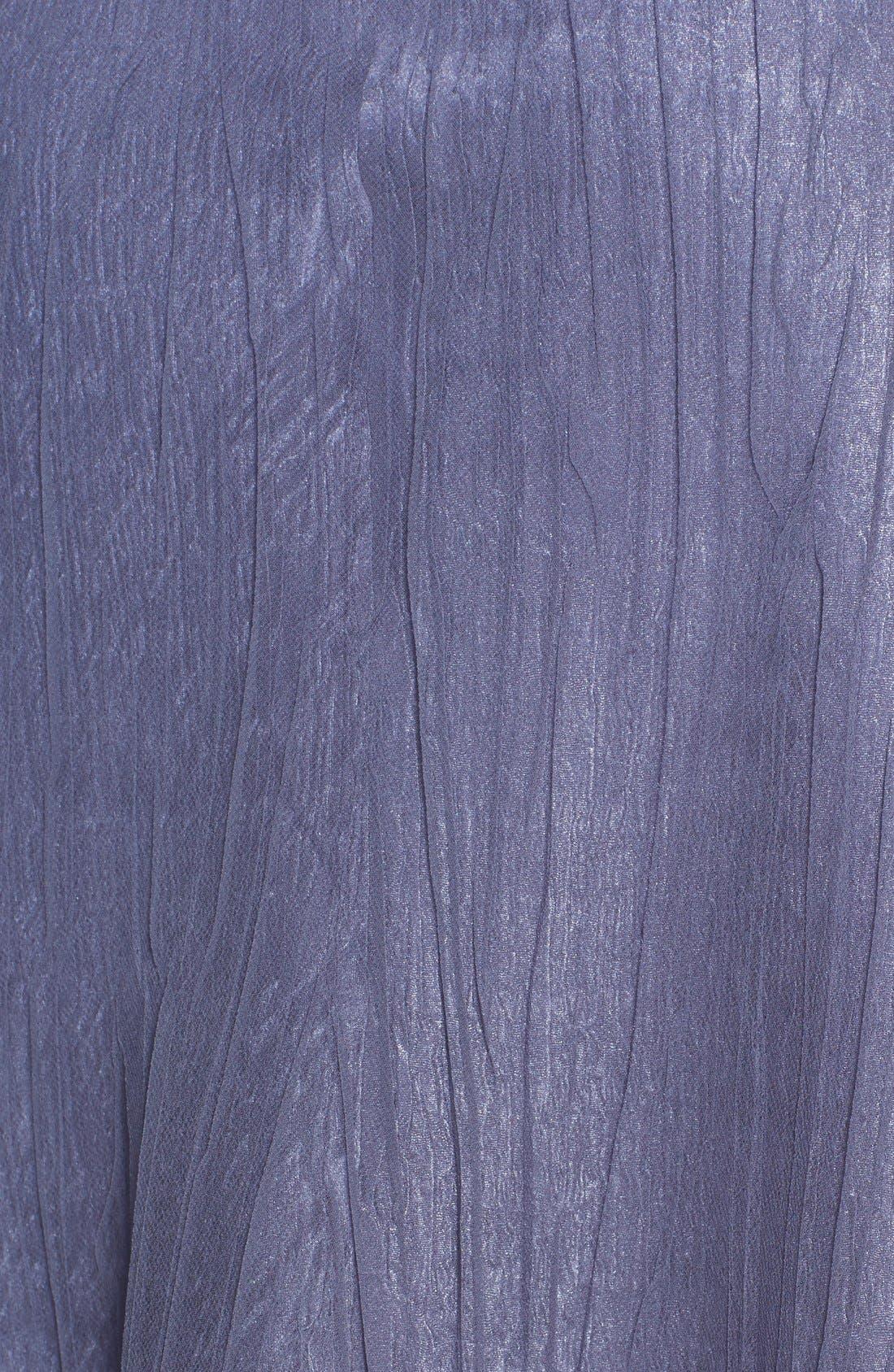 Alternate Image 3  - Komarov V-Neck Chiffon Dress