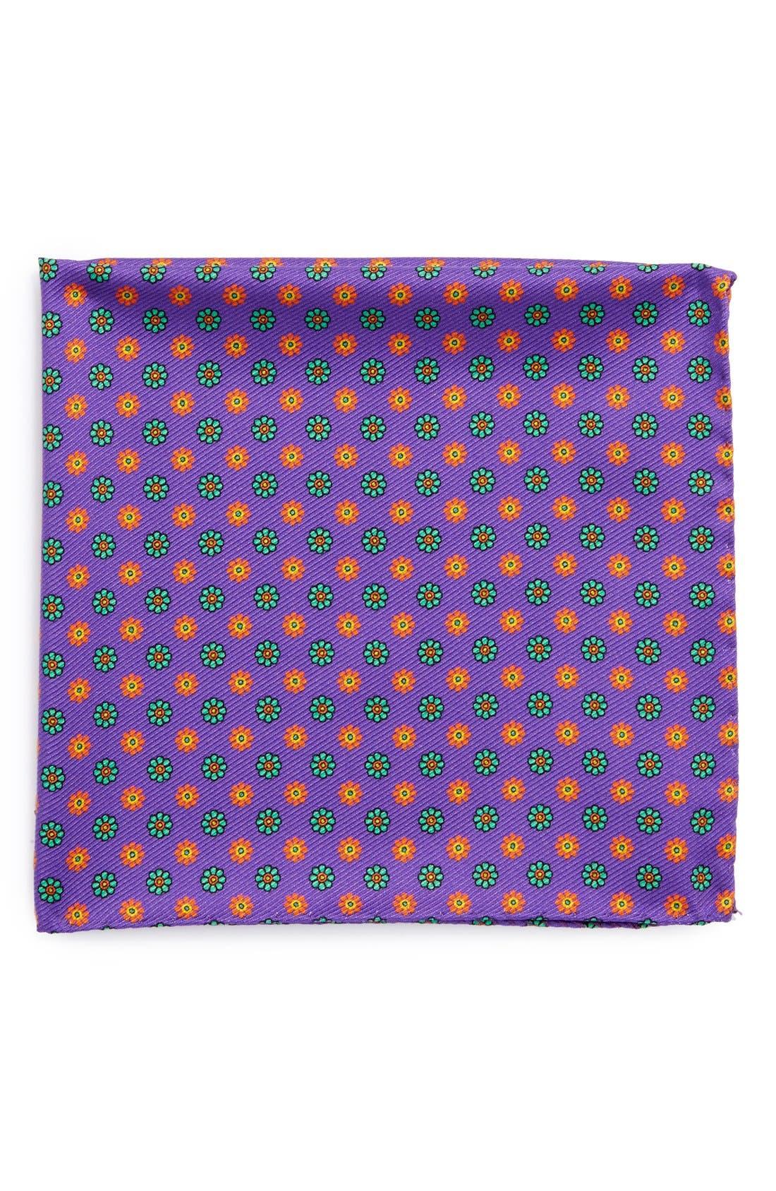 Alternate Image 1 Selected - Ted Baker London Silk Pocket Square