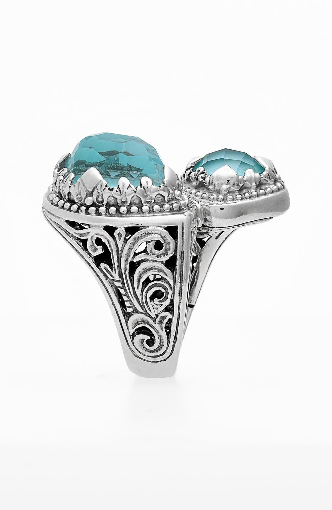 Alternate Image 2  - Konstantino 'Aegean' Stone Ring