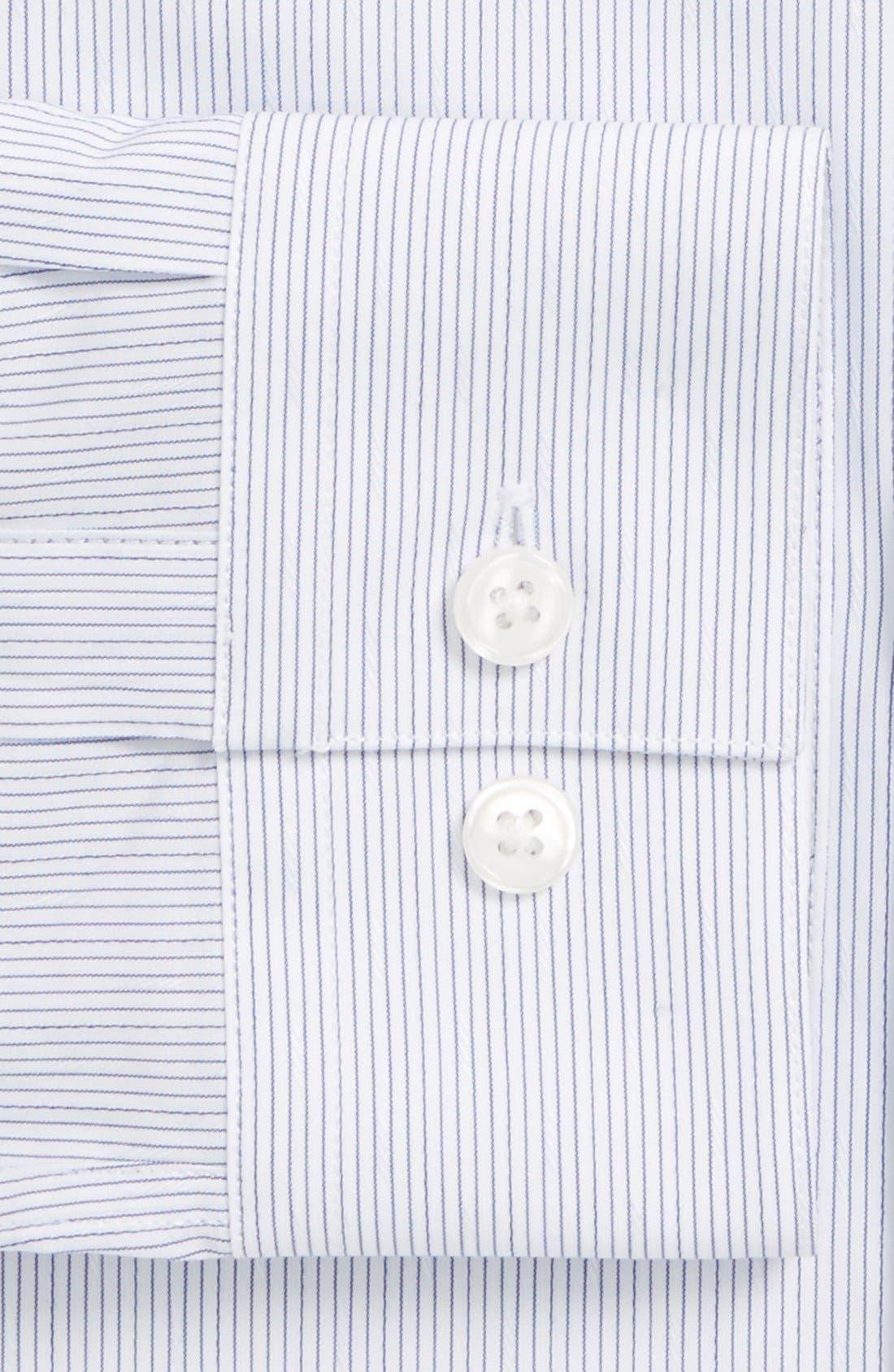 Alternate Image 2  - Vince Camuto Slim Fit Stripe Dress Shirt