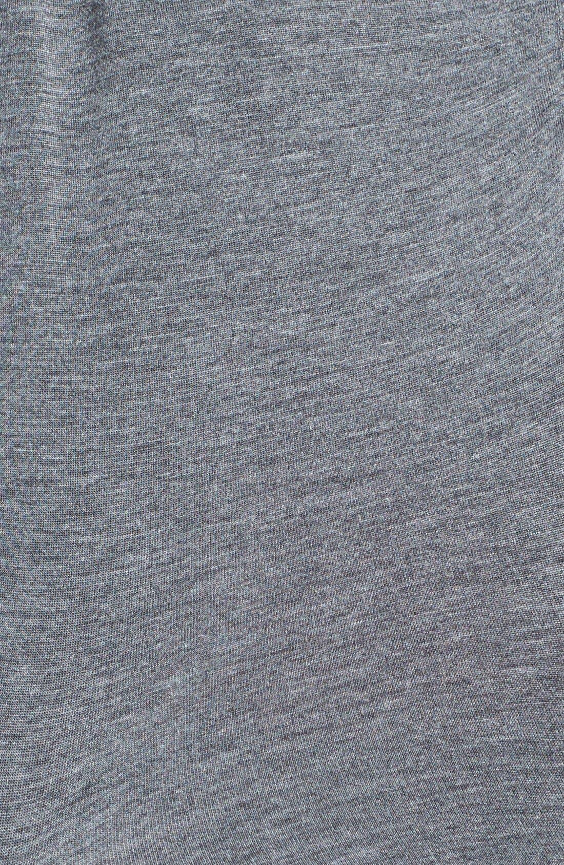 Alternate Image 3  - Caslon® Split Neck Dolman Sleeve Dress