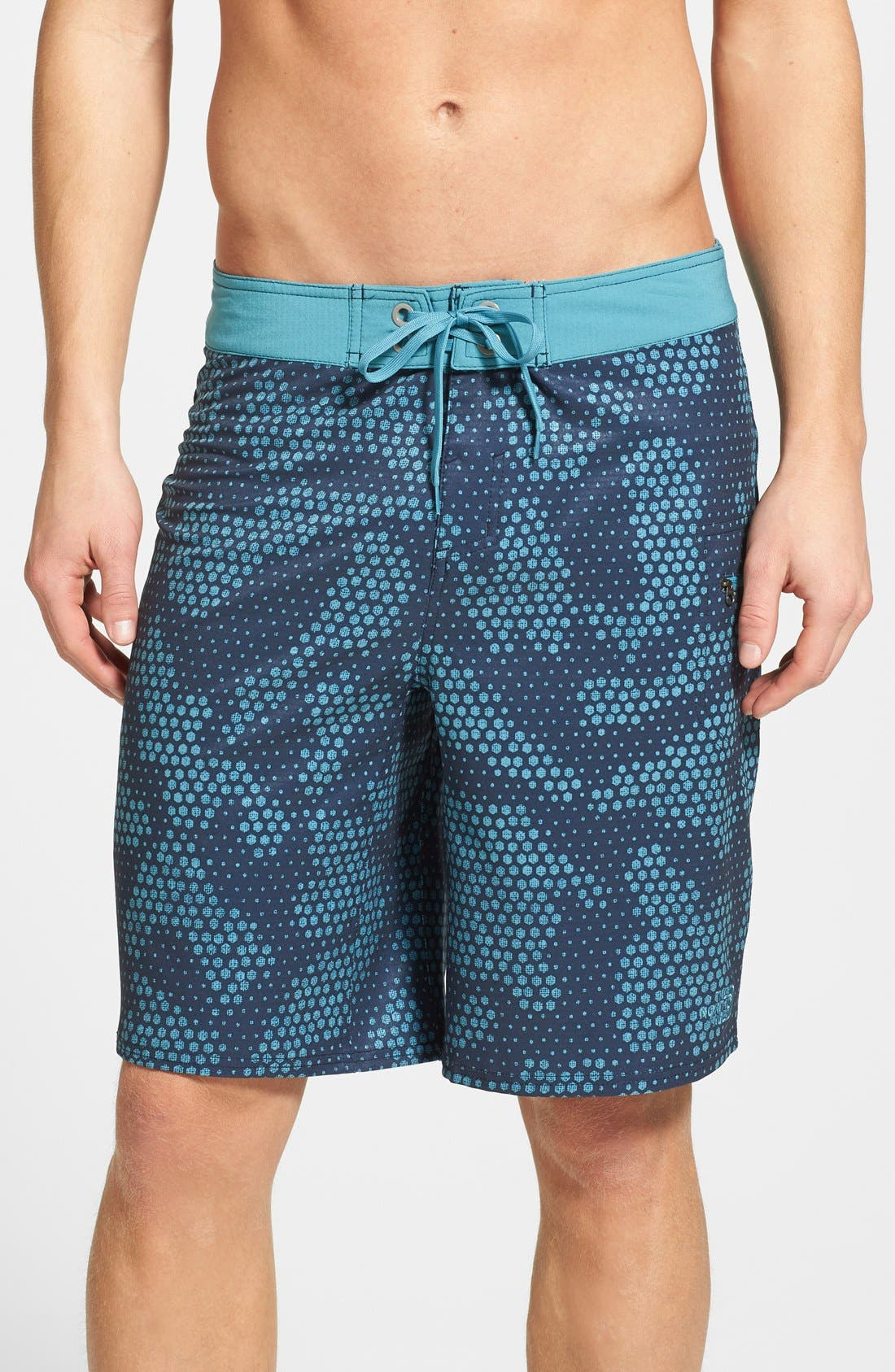 Alternate Image 1 Selected - The North Face 'Olas' Board Shorts