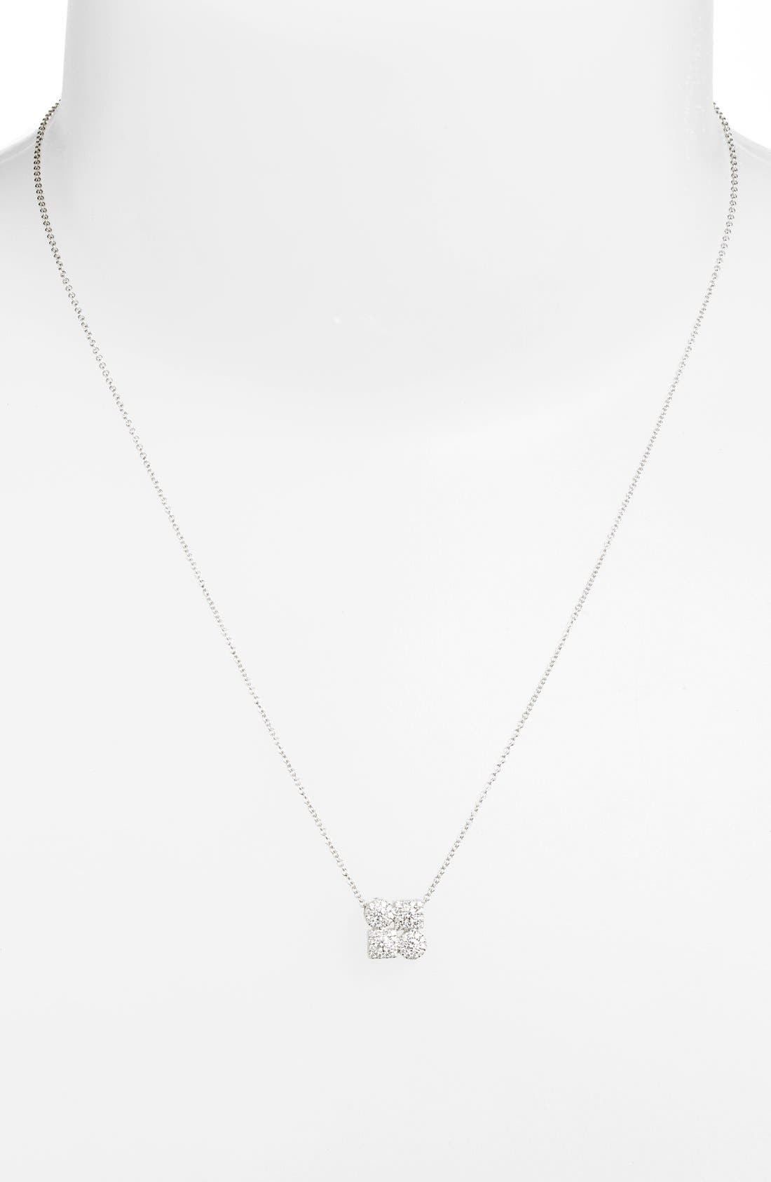 Alternate Image 2  - Bony Levy 'Maya' Diamond Pendant Necklace (Nordstrom Exclusive)