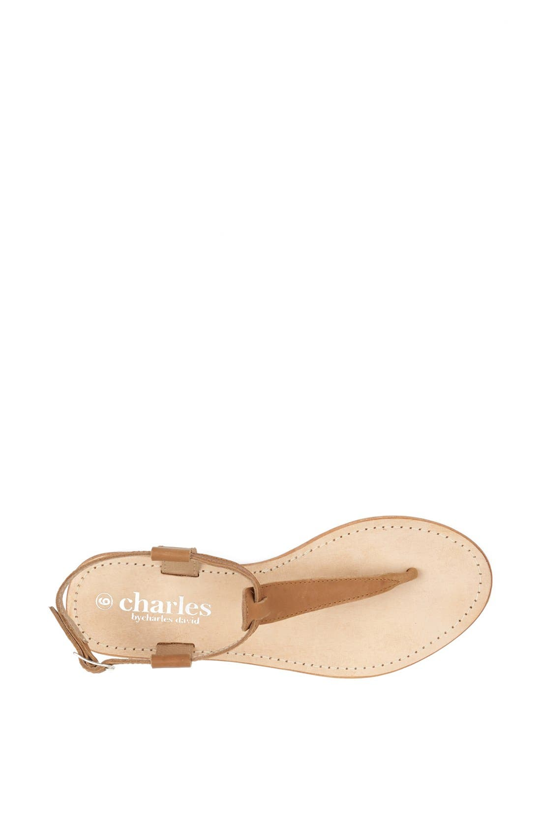 Alternate Image 3  - Charles by Charles David 'Valley' Thong Sandal