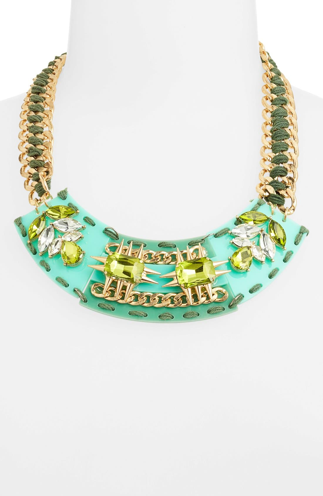 Alternate Image 2  - Cara Statement Necklace