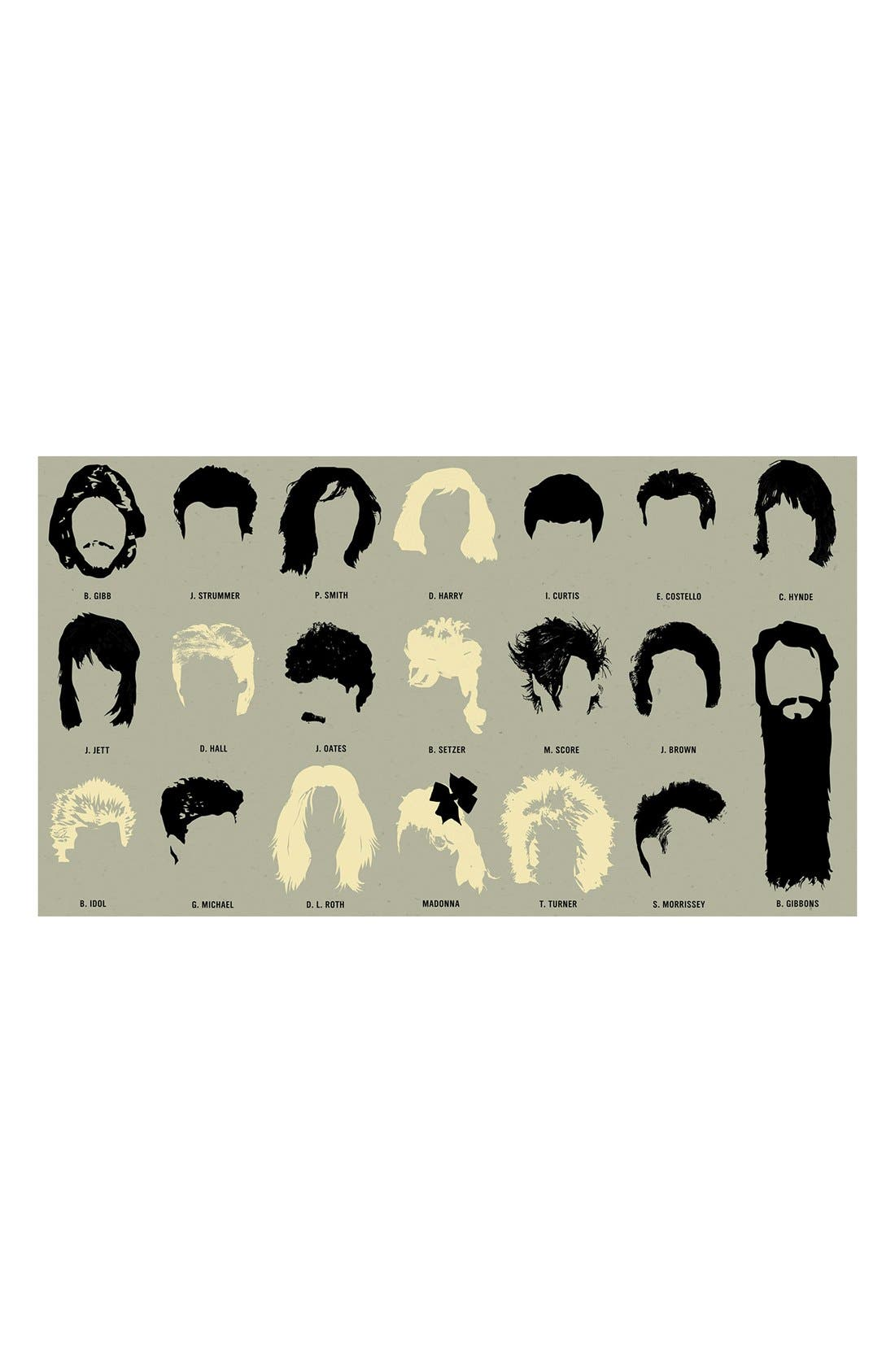 Alternate Image 2  - Pop Chart Lab 'Haircuts' Print