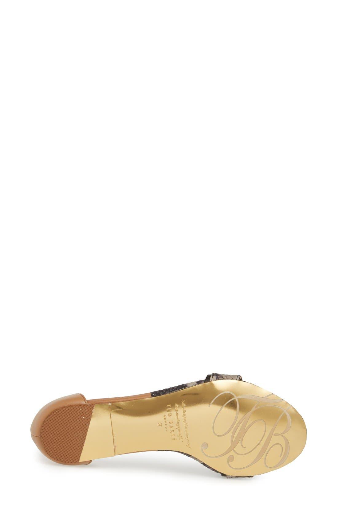 Alternate Image 4  - Ted Baker London 'Nayna' Sandal