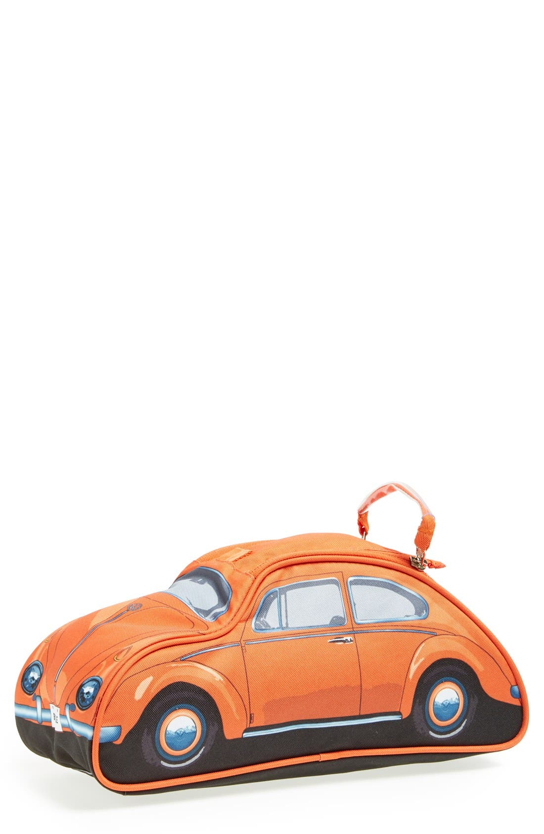 Alternate Image 1 Selected - The Monster Factory 'VW Beetle' Toiletry Bag