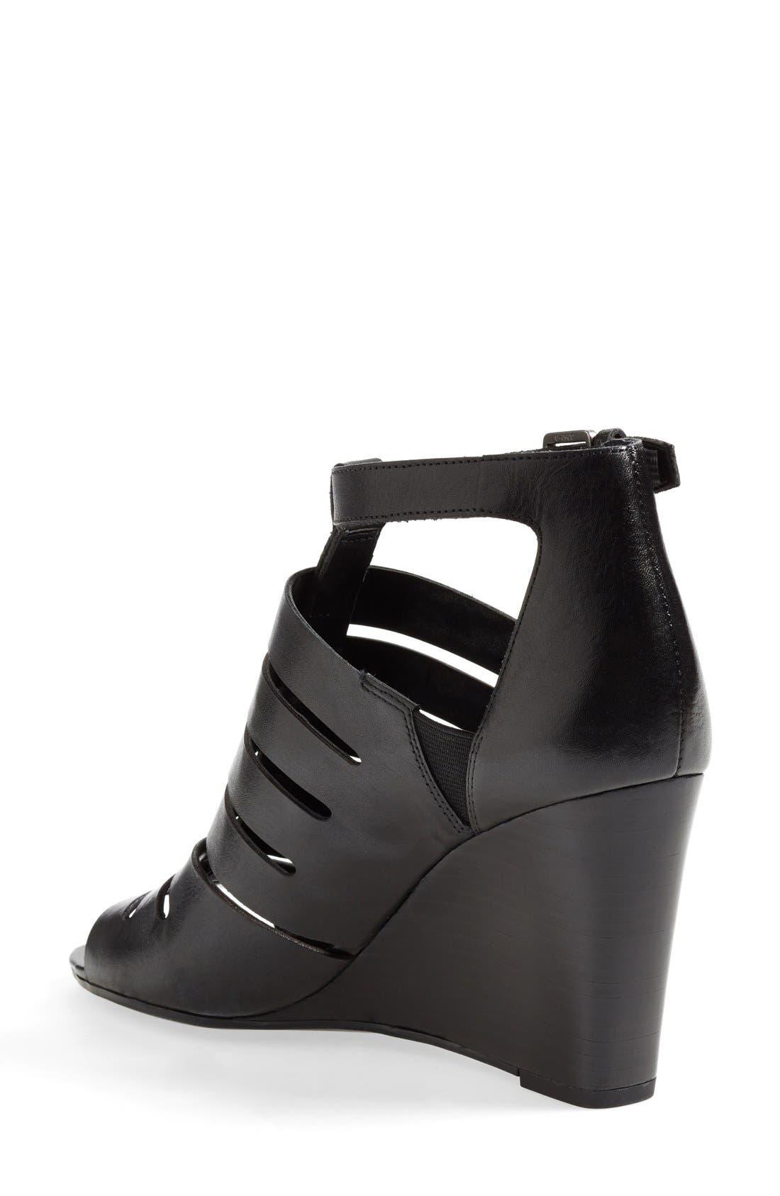 Alternate Image 2  - Franco Sarto 'Faryn' Wedge Sandal (Online Only) (Women)