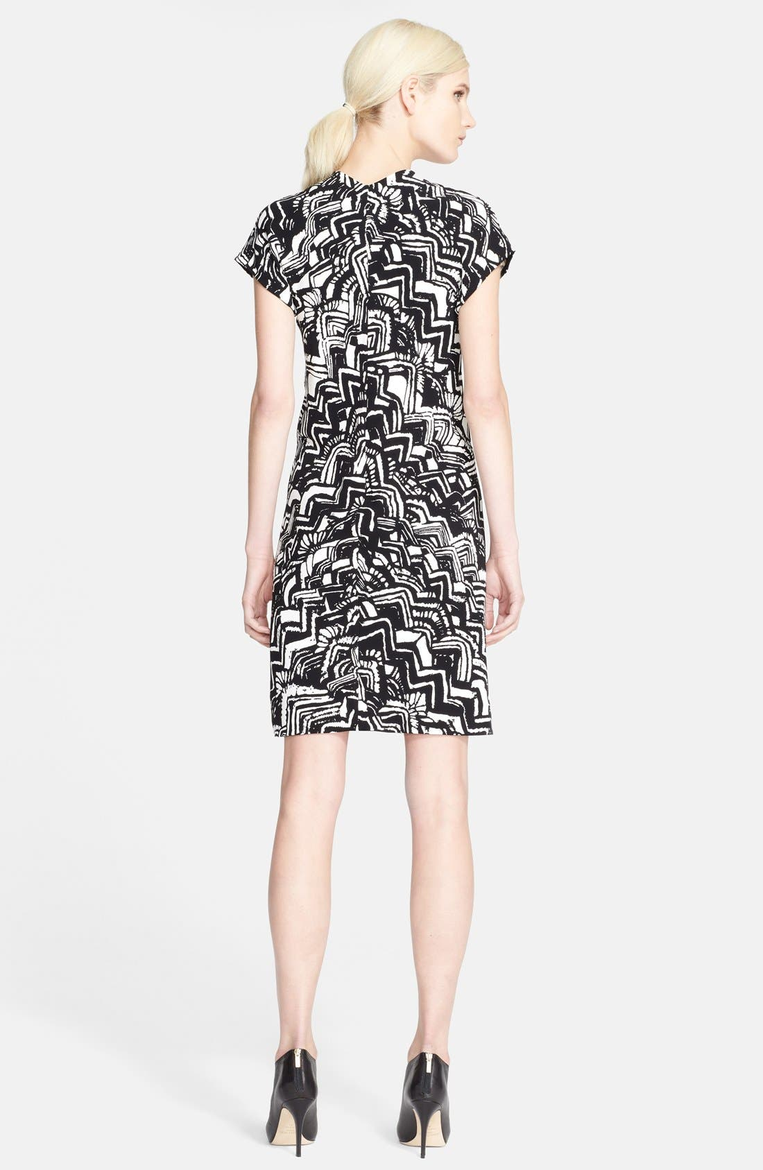 Alternate Image 2  - Missoni V-Neck Print Dress