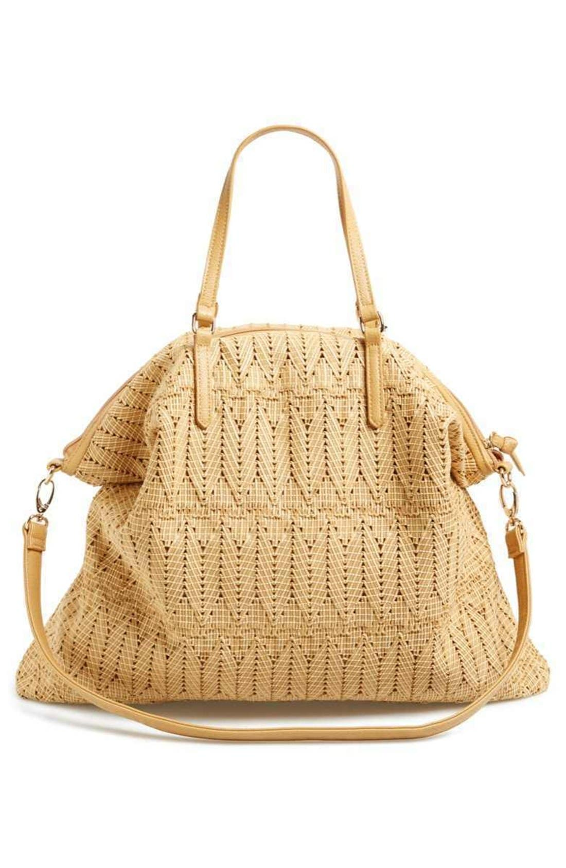 Alternate Image 3  - POVERTY FLATS by rian Woven Tote