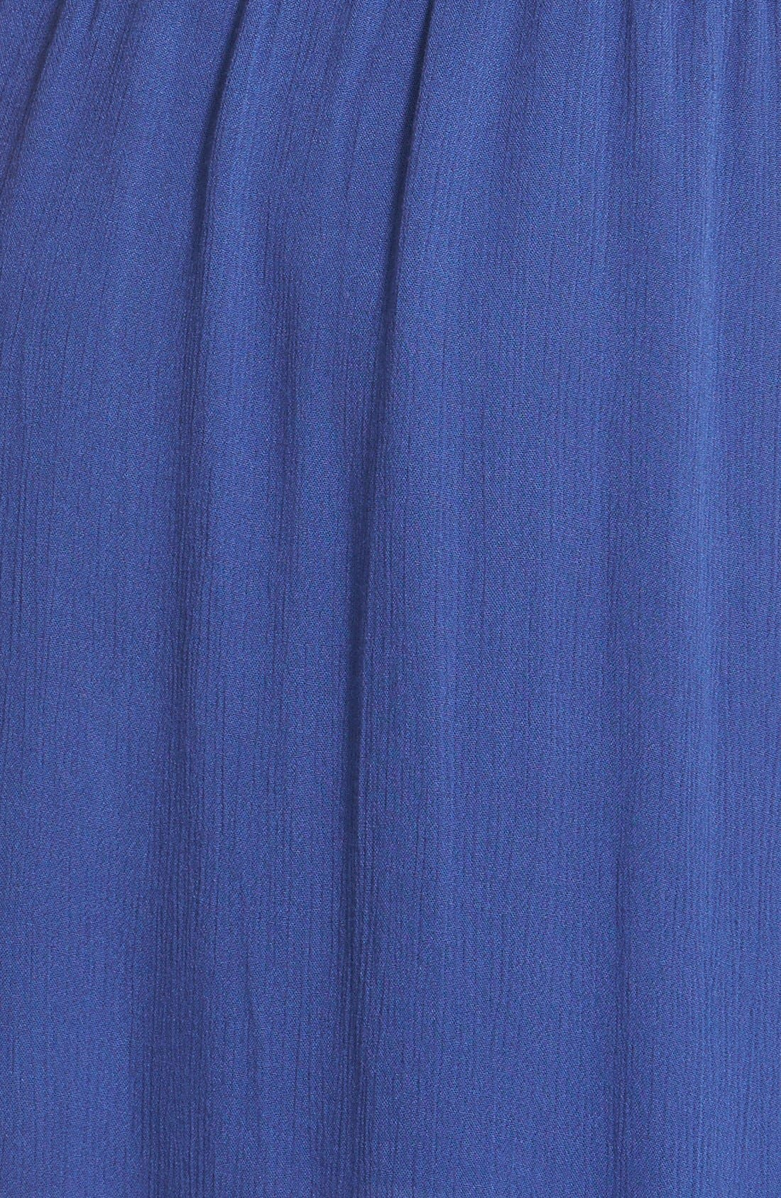 Alternate Image 3  - Hinge® Crochet Bodice Maxi Dress