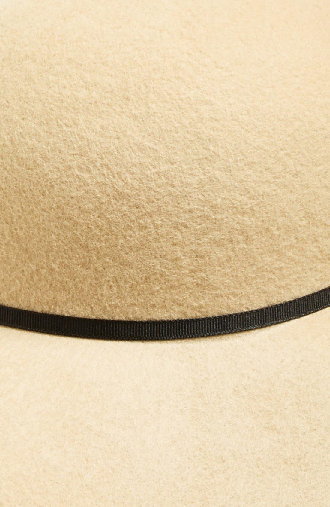 Alternate Image 2  - Topshop Floppy Wool Hat