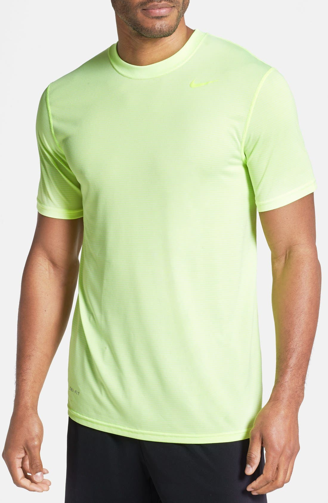 Alternate Image 1 Selected - Nike 'Dri-FIT Touch' Moisture Wicking T-Shirt