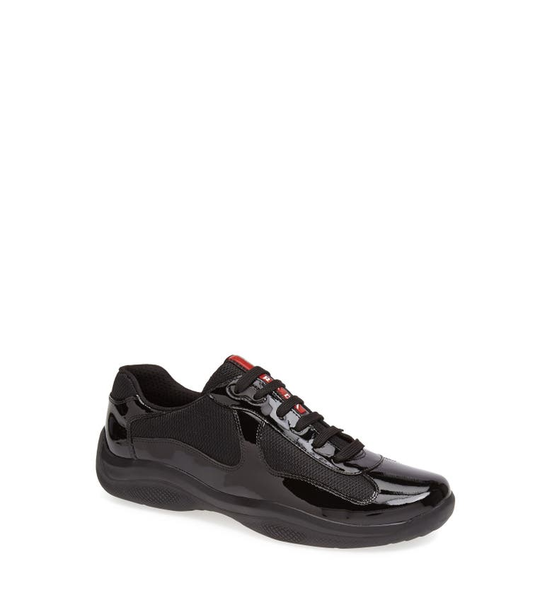 Men Wearing Patent Leather Shoes