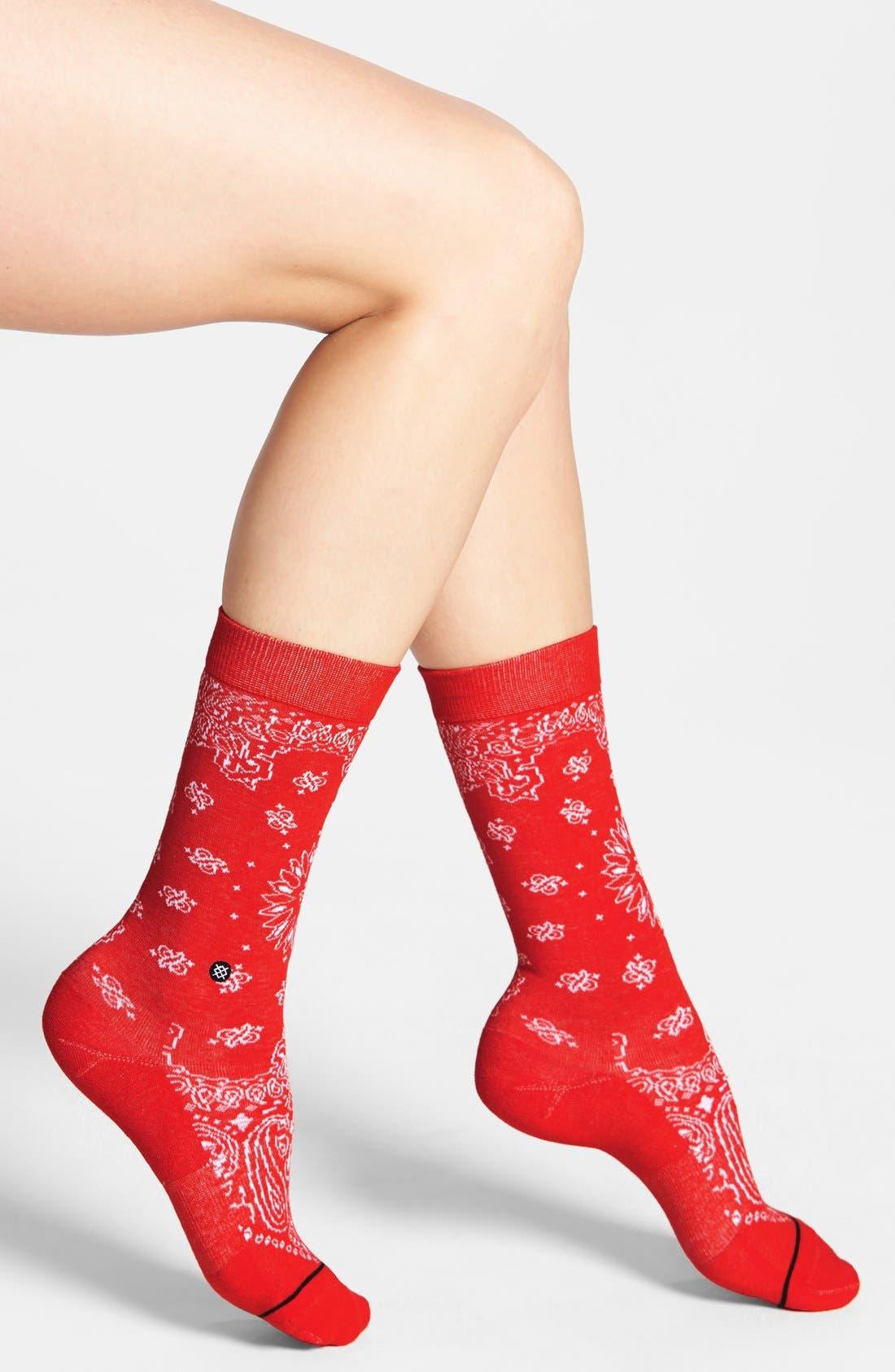 Alternate Image 1 Selected - Stance 'Vata' Socks