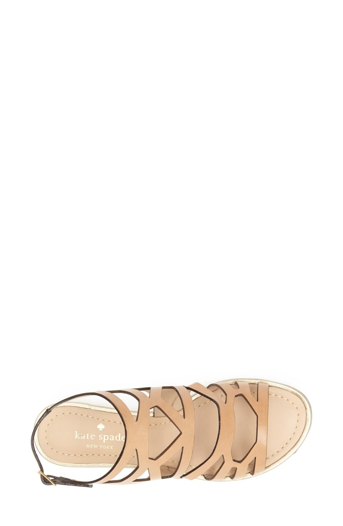 Alternate Image 3  - kate spade new york 'aster' flat sandal