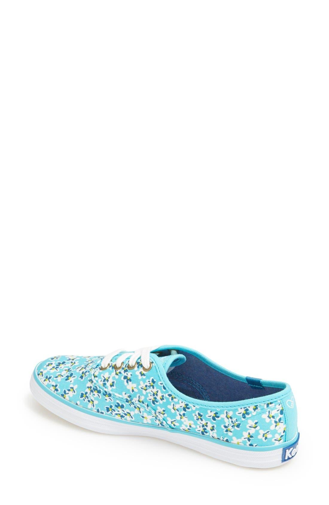 Alternate Image 2  - Keds® Taylor Swift 'Champion Sunpie Floral' Sneaker (Women)
