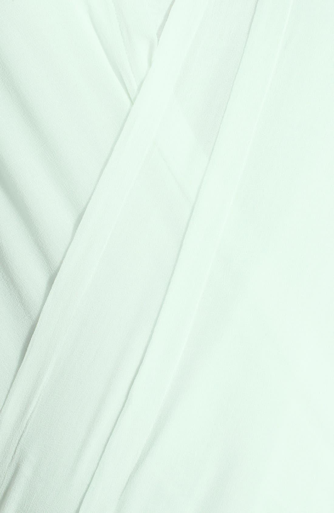 Alternate Image 3  - DKNY Jeans Wrap Front Top (Plus Size)