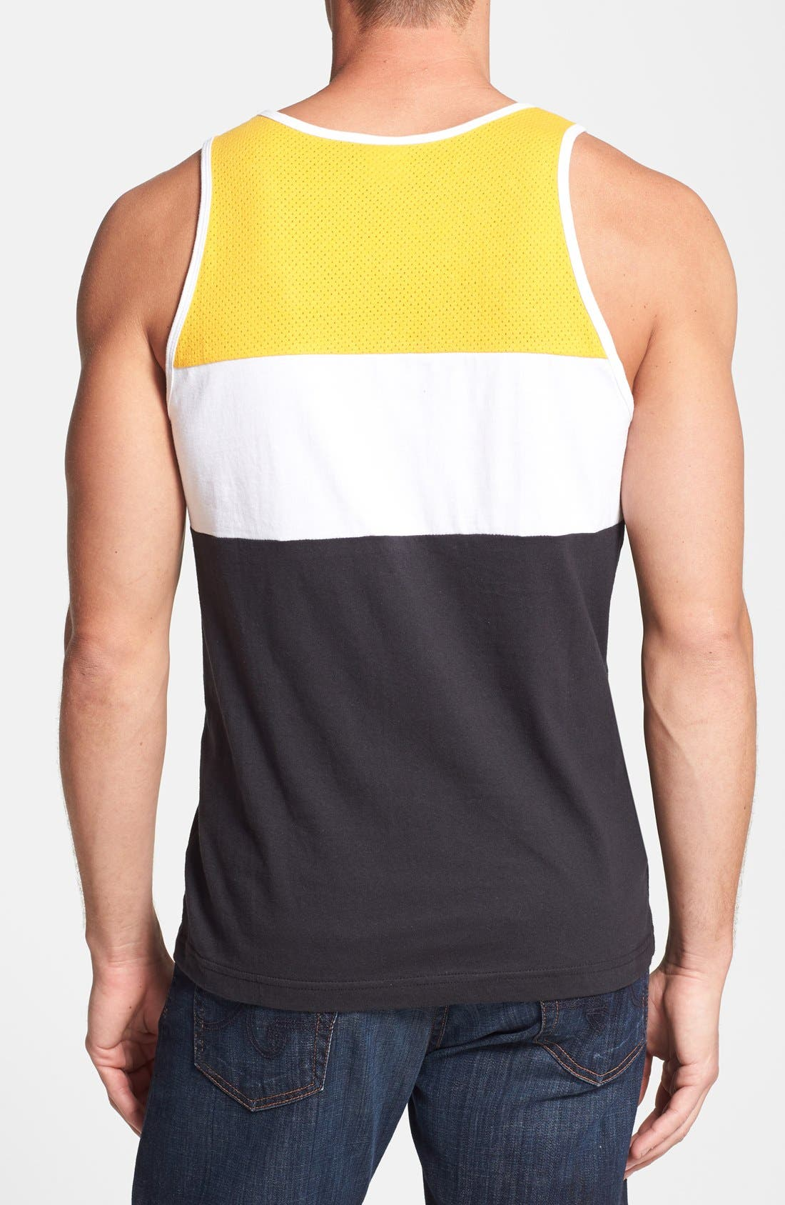 Alternate Image 2  - Mitchell & Ness 'Boston Bruins - Home Stand' Tank Top
