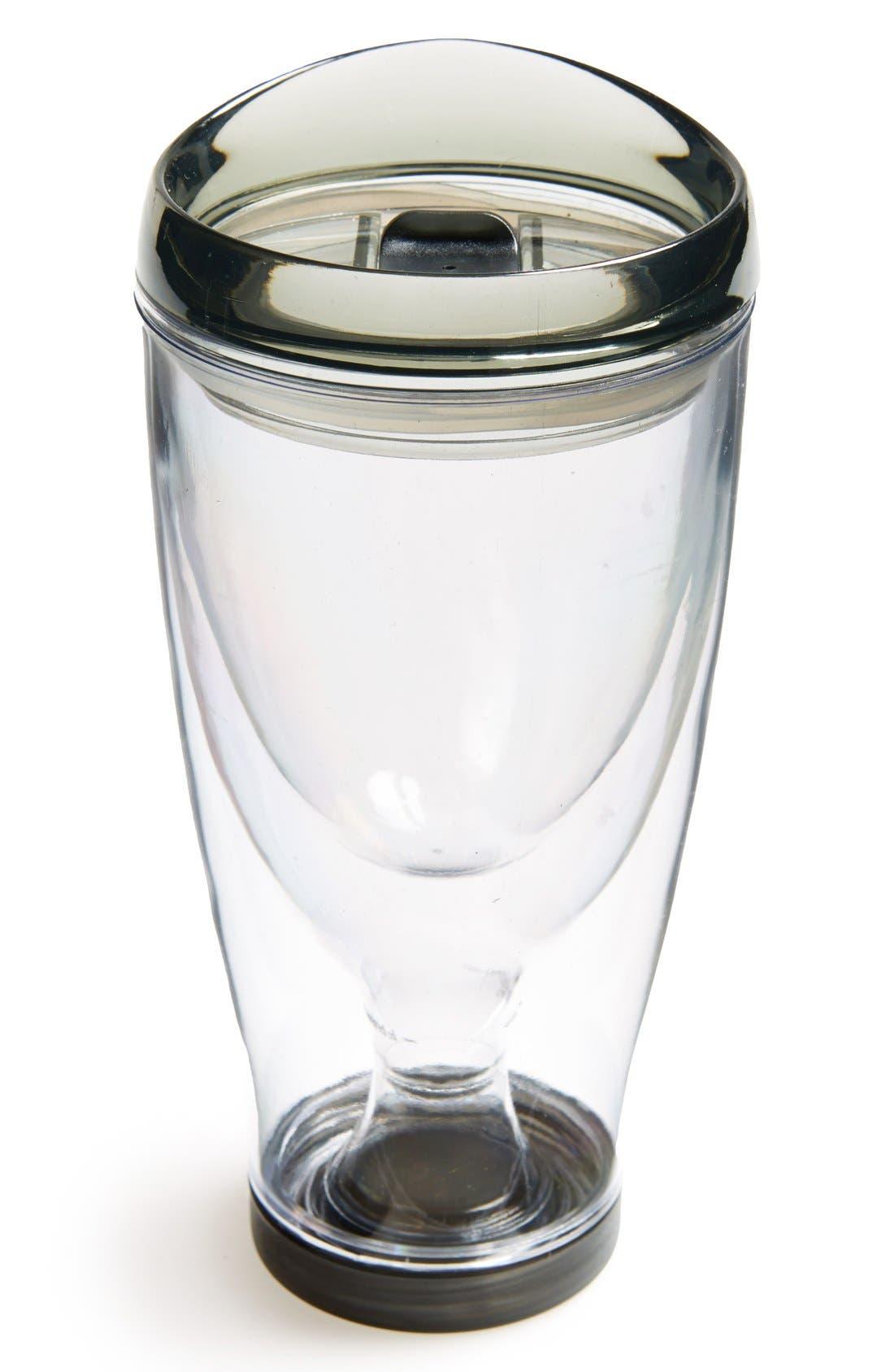 Alternate Image 1 Selected - Ad-N-Art 'Ice Vino 2 Go' Insulated Tumbler