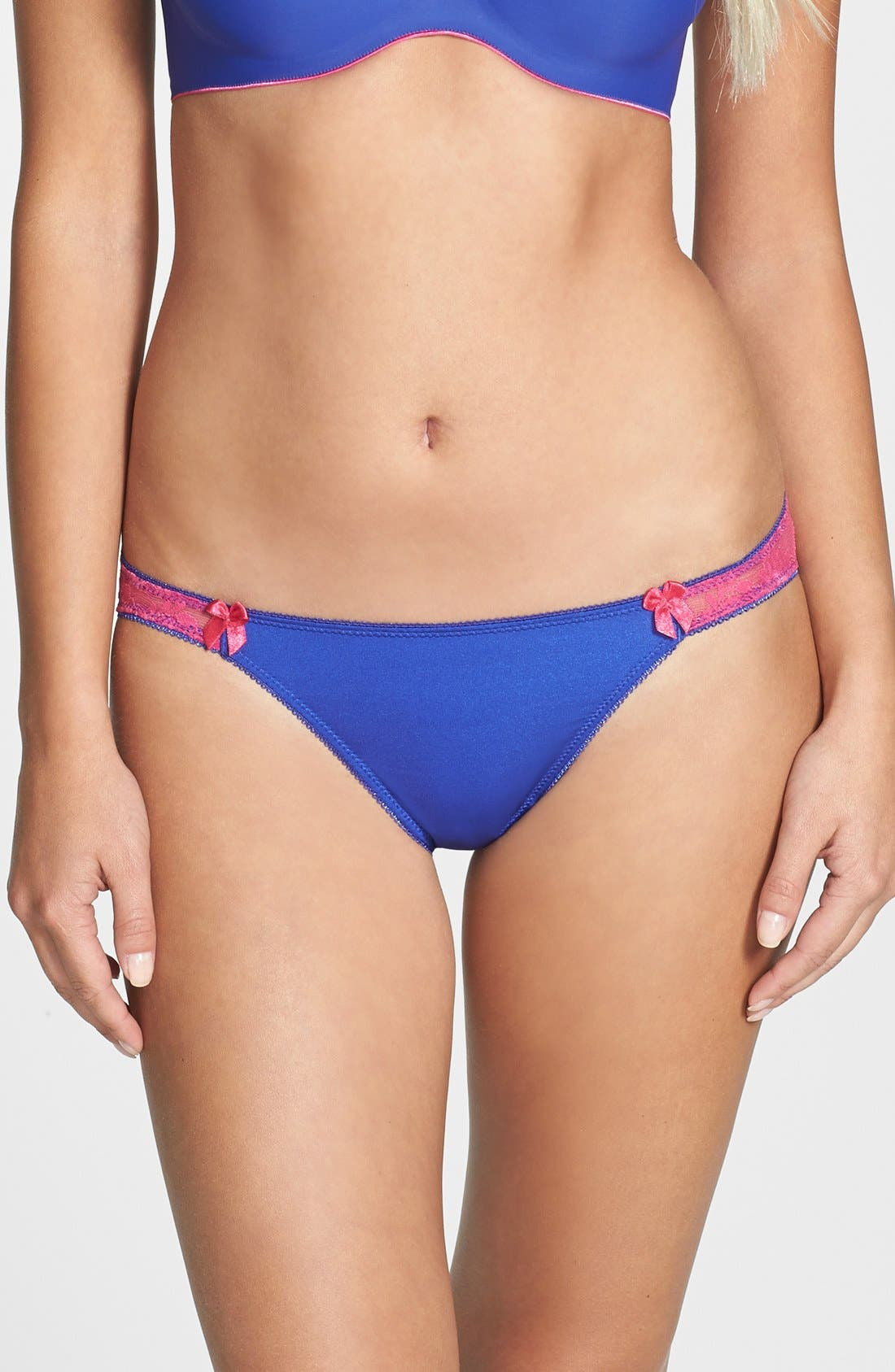 Alternate Image 1 Selected - b.tempt'd by Wacoal 'Most Desired' Bikini (3 for $33)