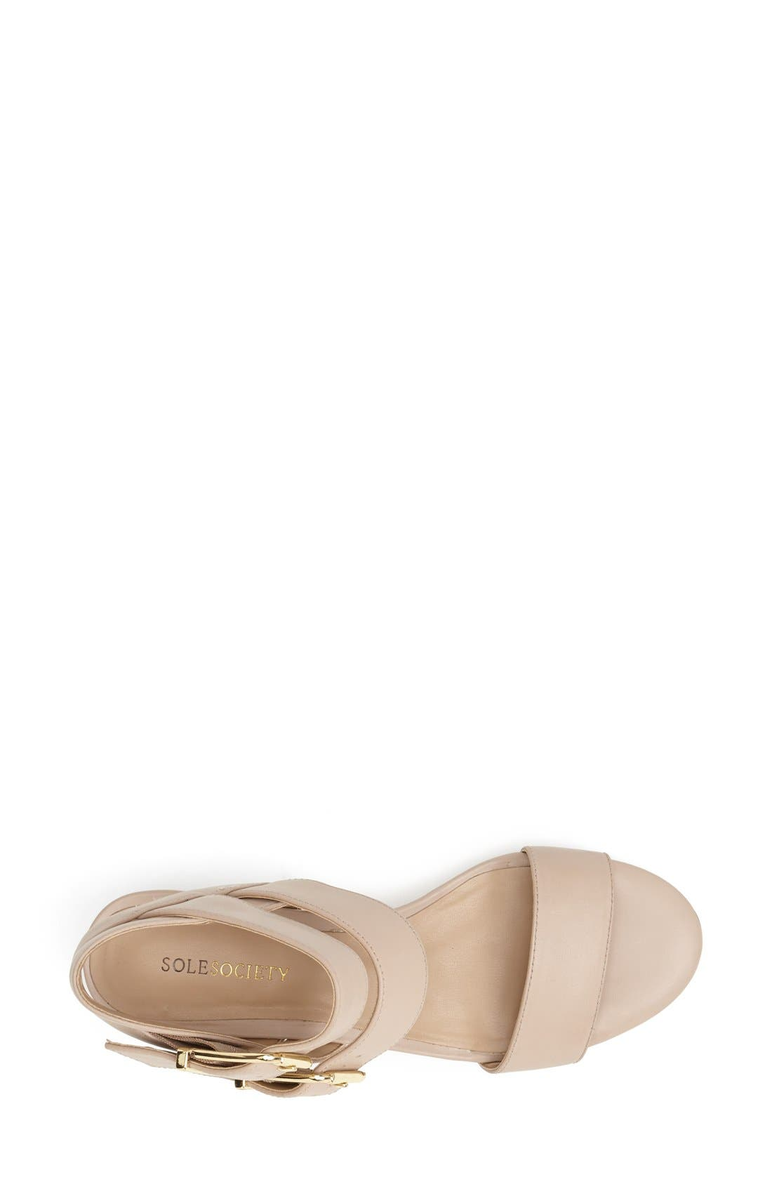 Alternate Image 3  - Sole Society 'Christine' Sandal (Women)